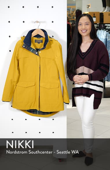Hooded Raincoat, sales video thumbnail