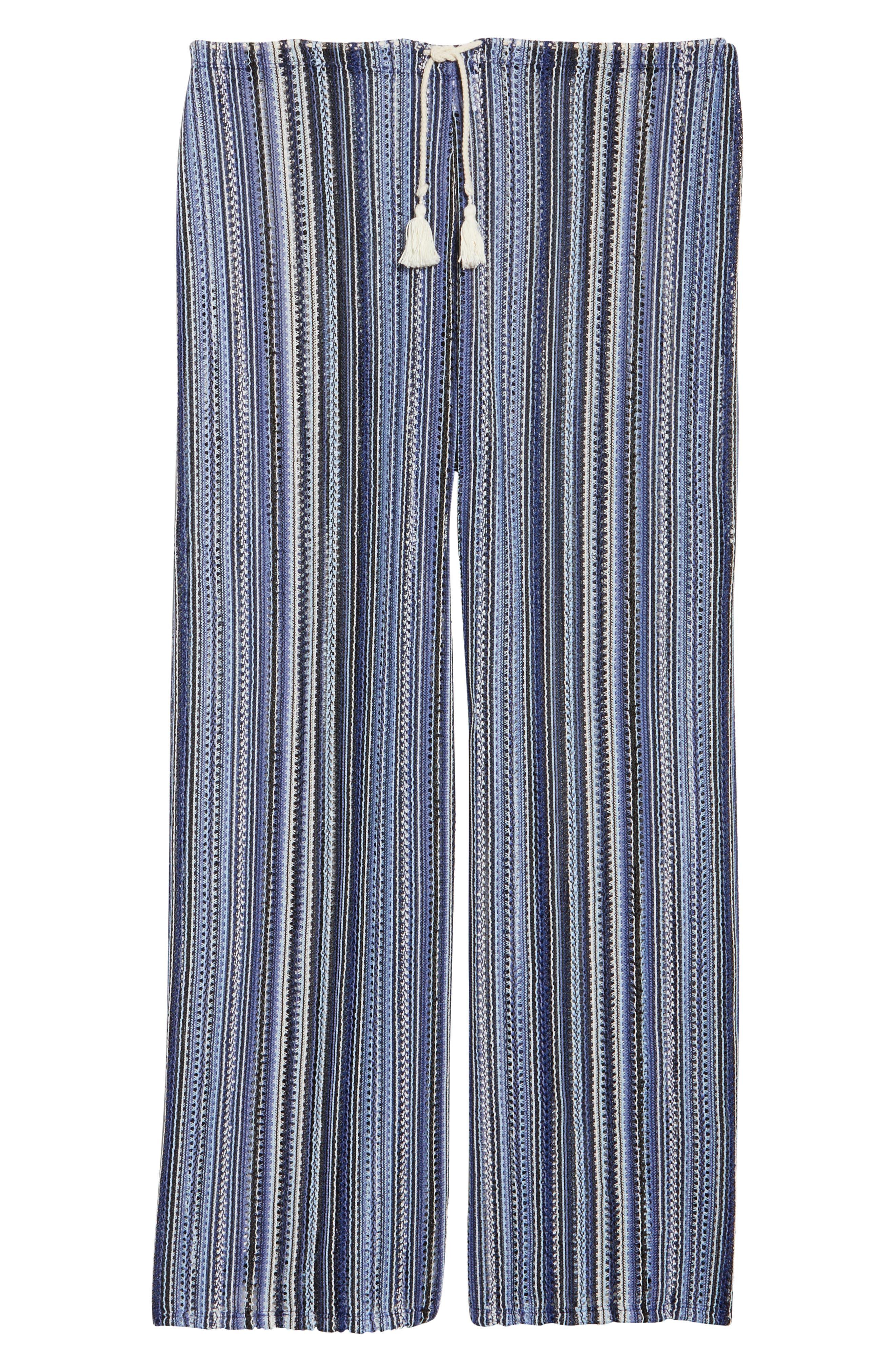 Pierside Cover-Up Flyaway Pants,                             Alternate thumbnail 6, color,