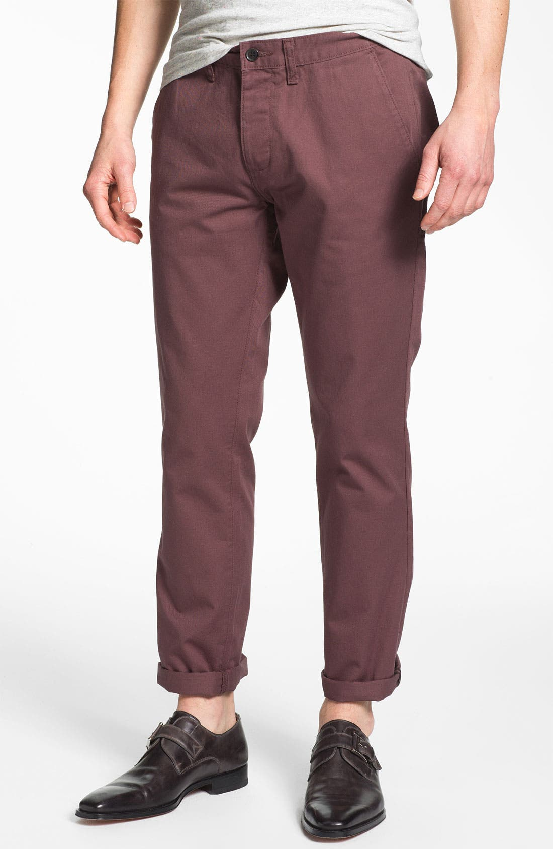 Slim Fit Chinos,                         Main,                         color, 930