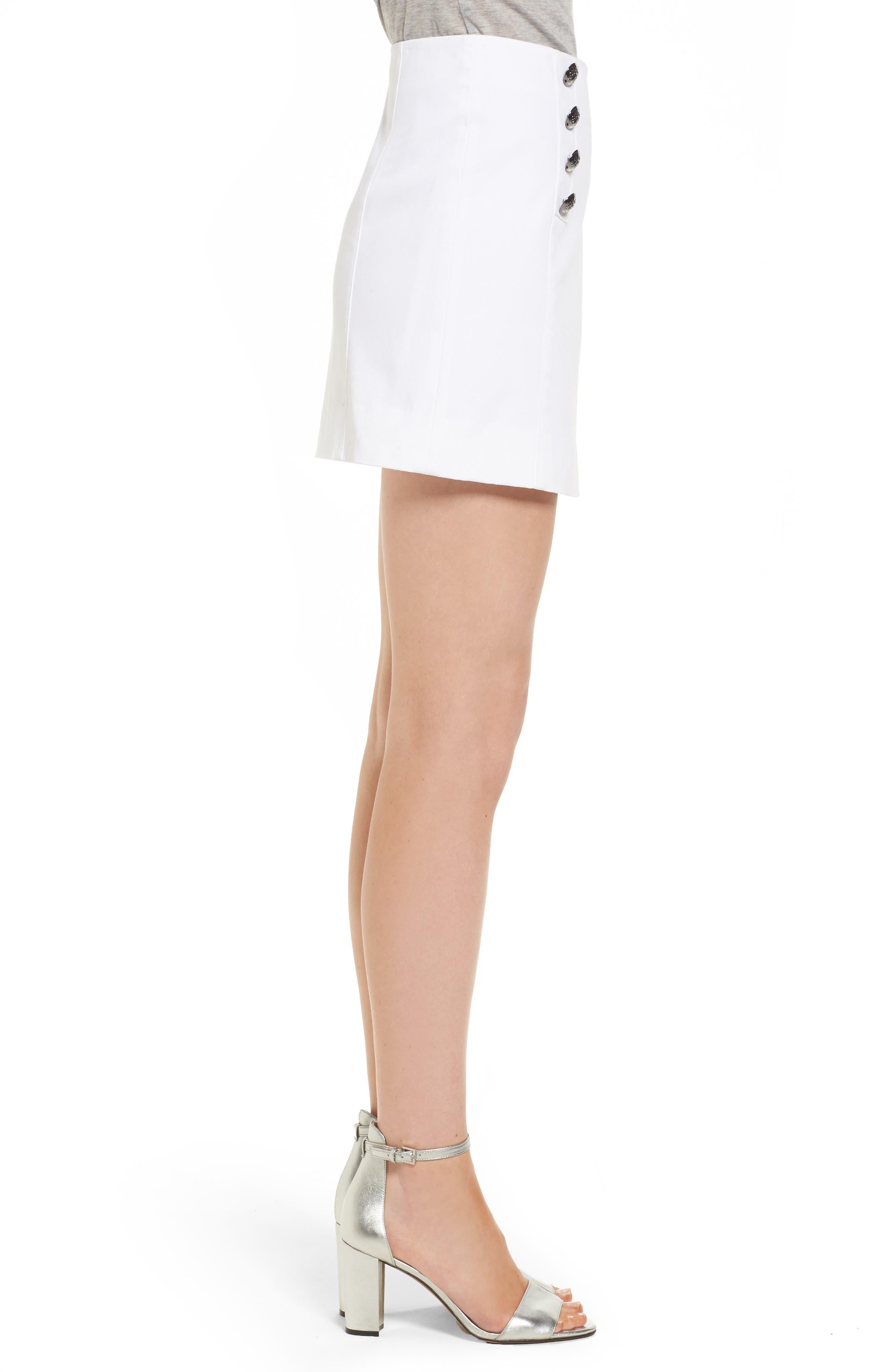 Sloane Miniskirt,                             Alternate thumbnail 3, color,                             907