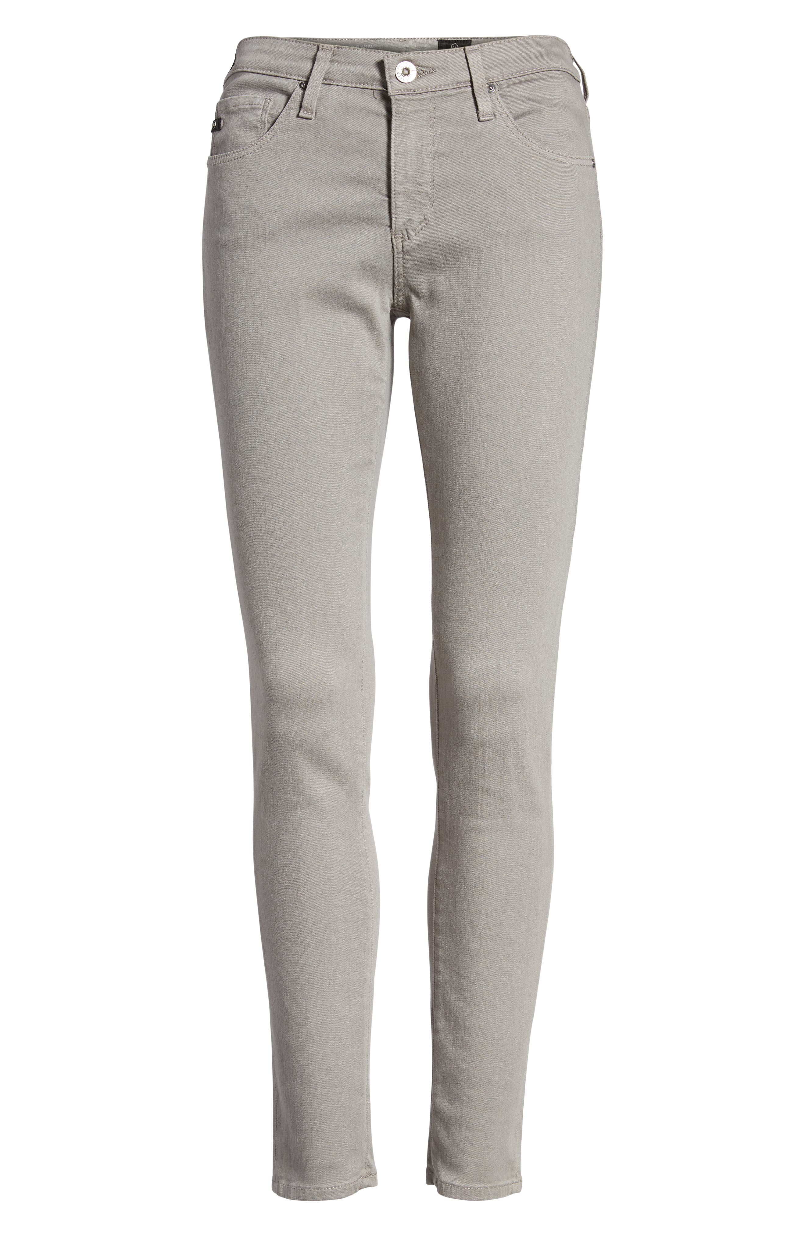 'The Legging' Ankle Jeans,                             Alternate thumbnail 7, color,                             023