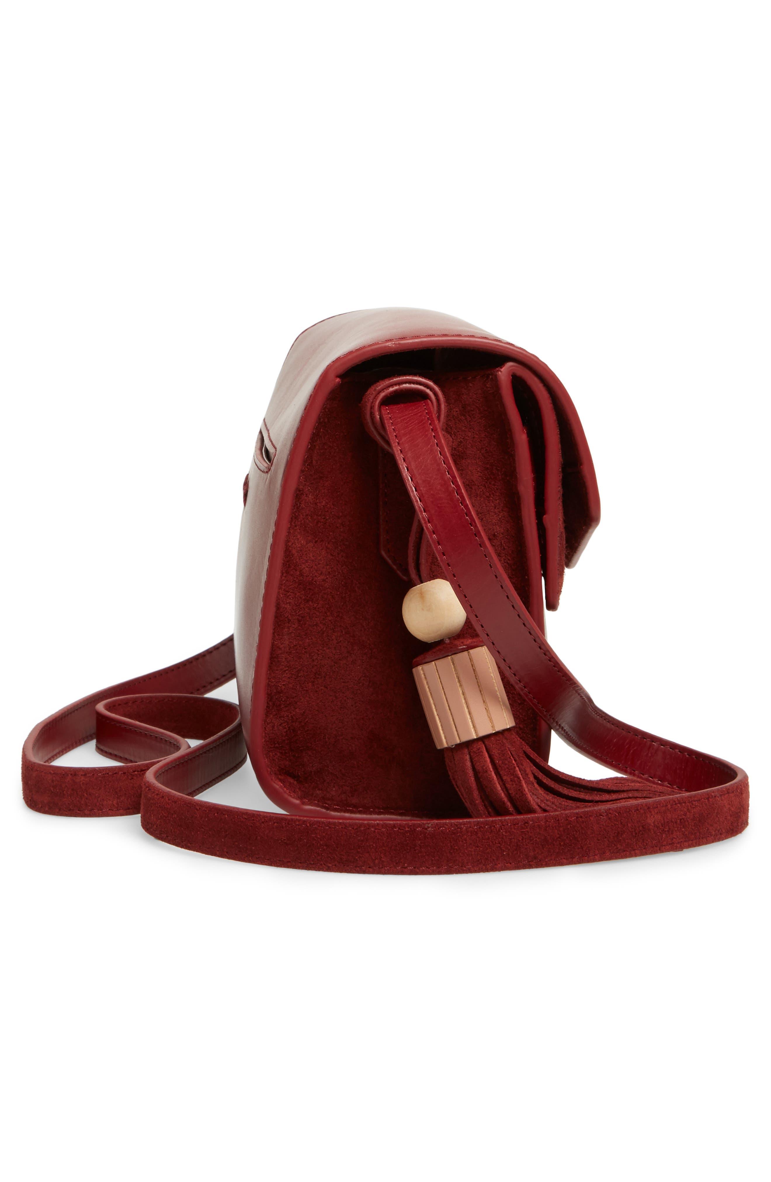 Eloise Field Crossbody Bag,                             Alternate thumbnail 5, color,                             612