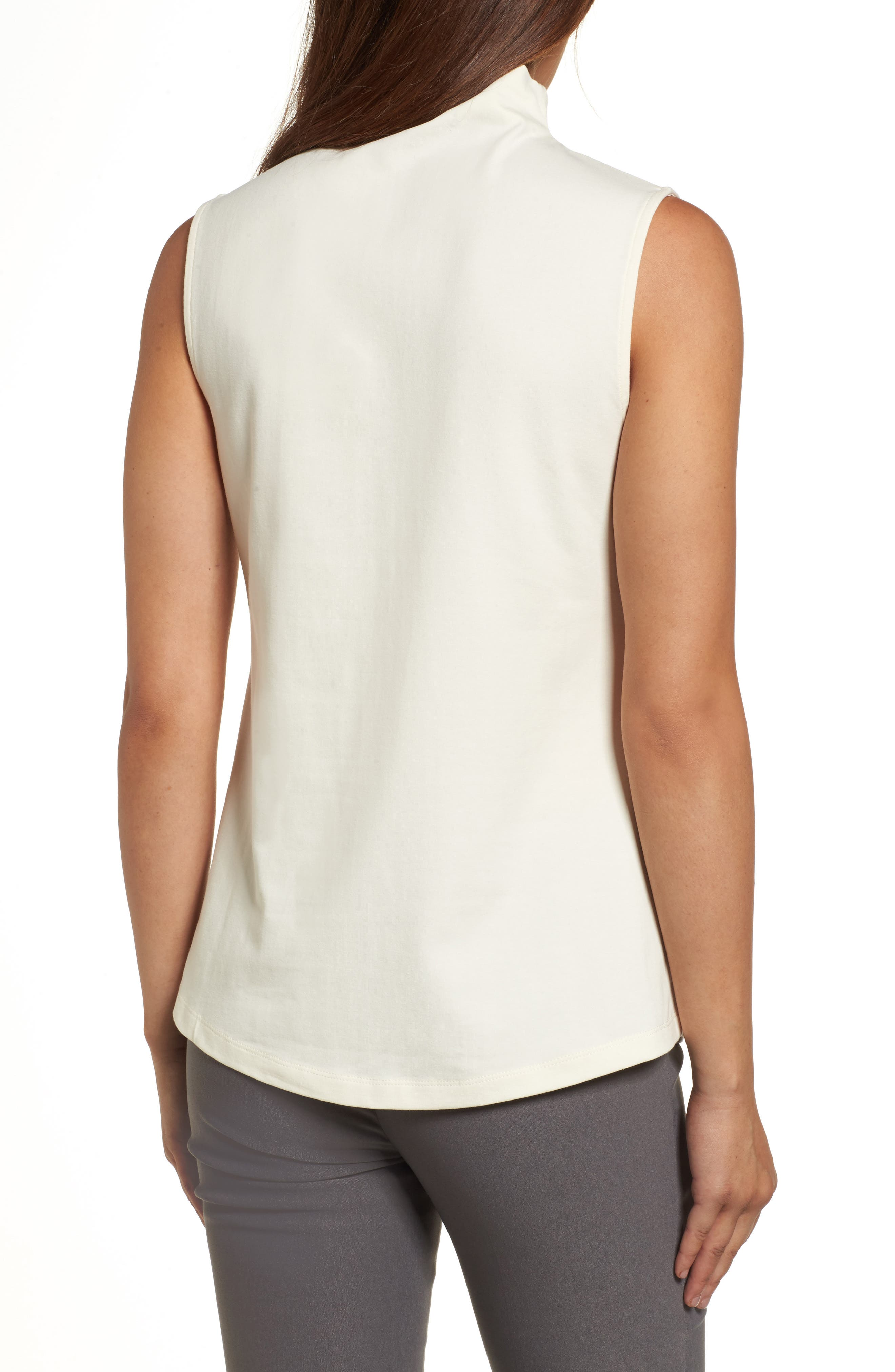 The Perfect Mock Neck Top,                             Alternate thumbnail 12, color,