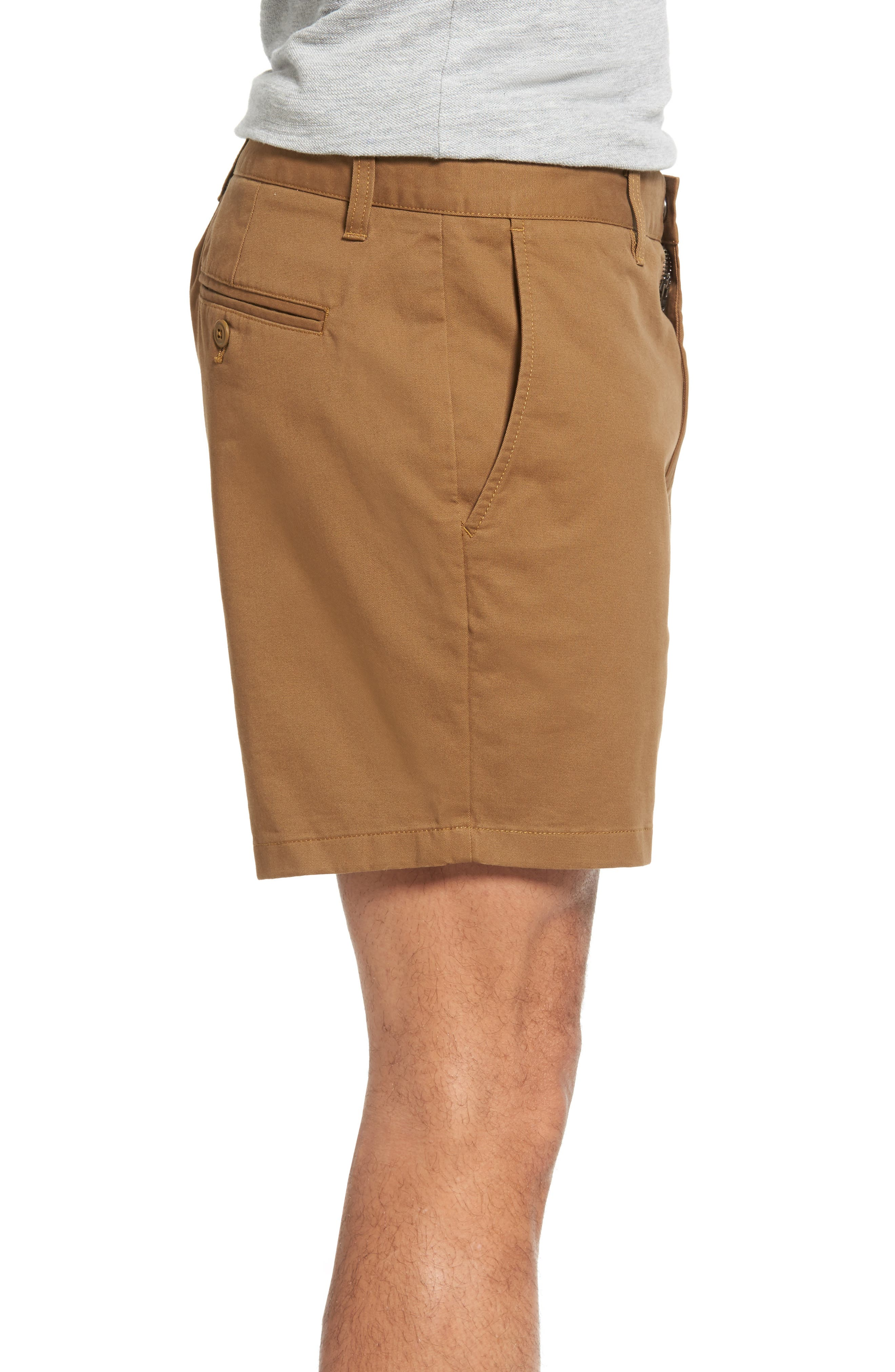 Stretch Washed Chino 5-Inch Shorts,                             Alternate thumbnail 79, color,