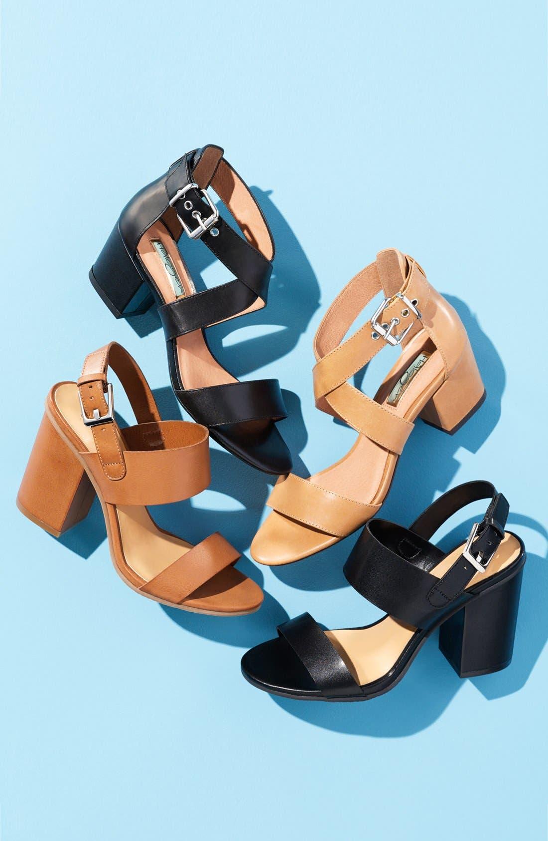 Halogen 'Rena' Crisscross Strap Sandal,                         Main,                         color, 235