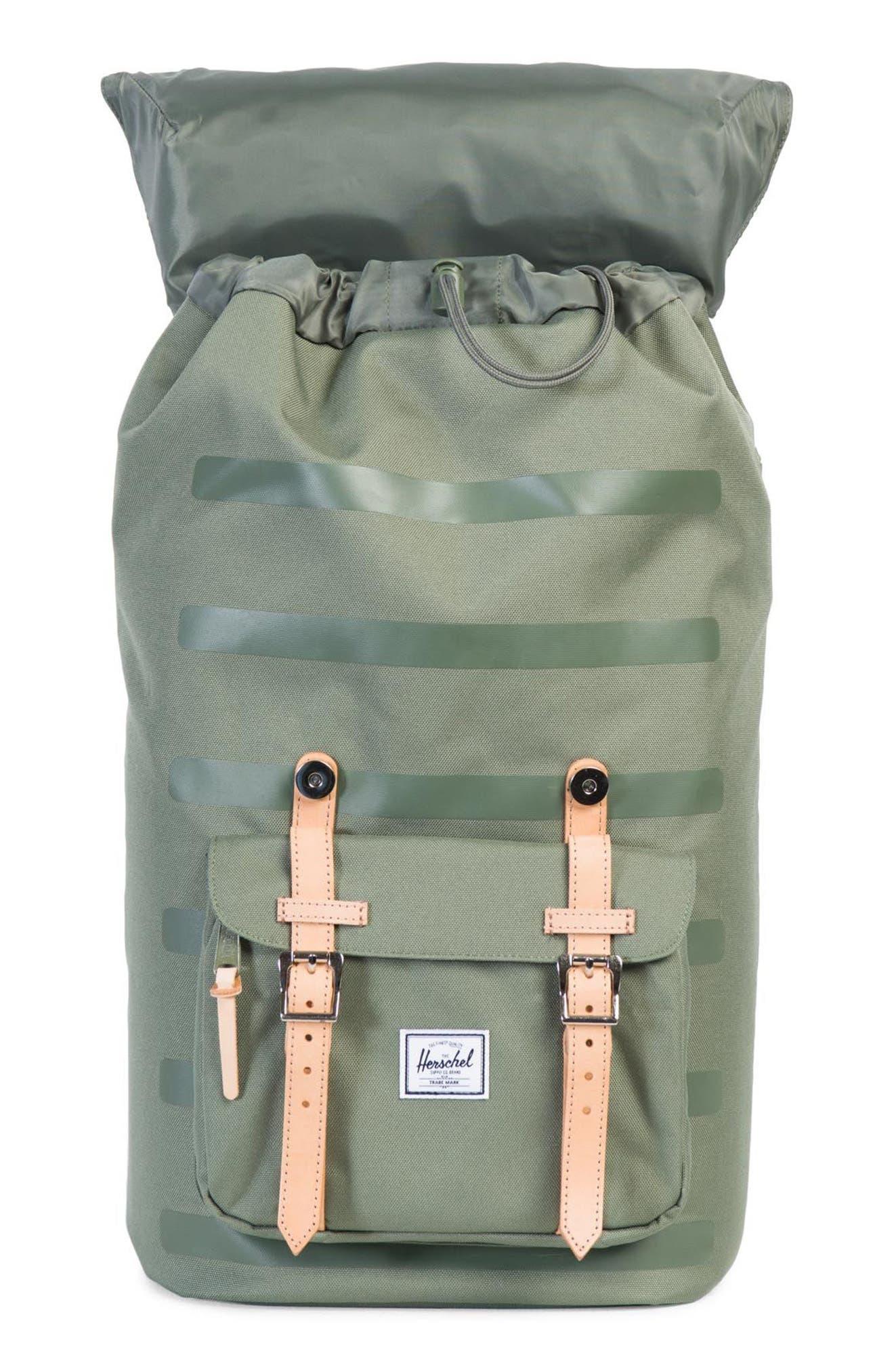 Little America Offset Backpack,                             Alternate thumbnail 3, color,                             362