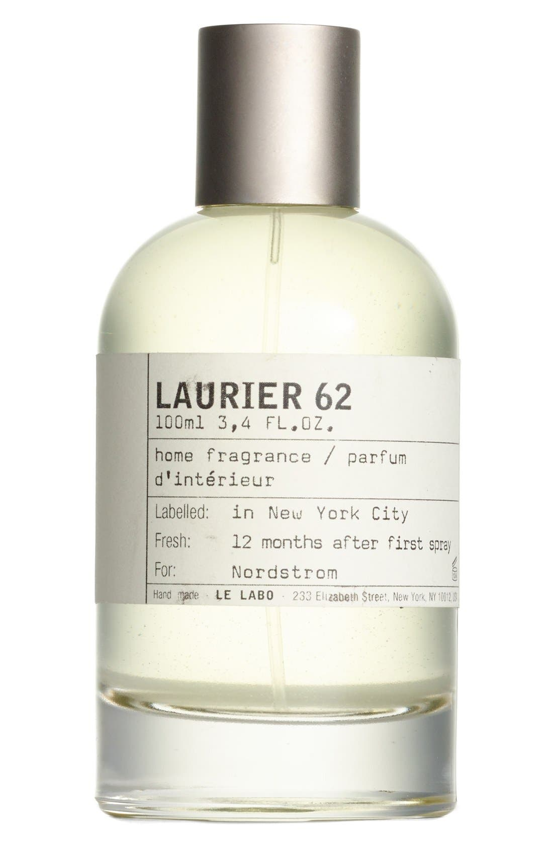 Laurier 62 Home Fragrance Spray,                             Main thumbnail 1, color,                             NO COLOR