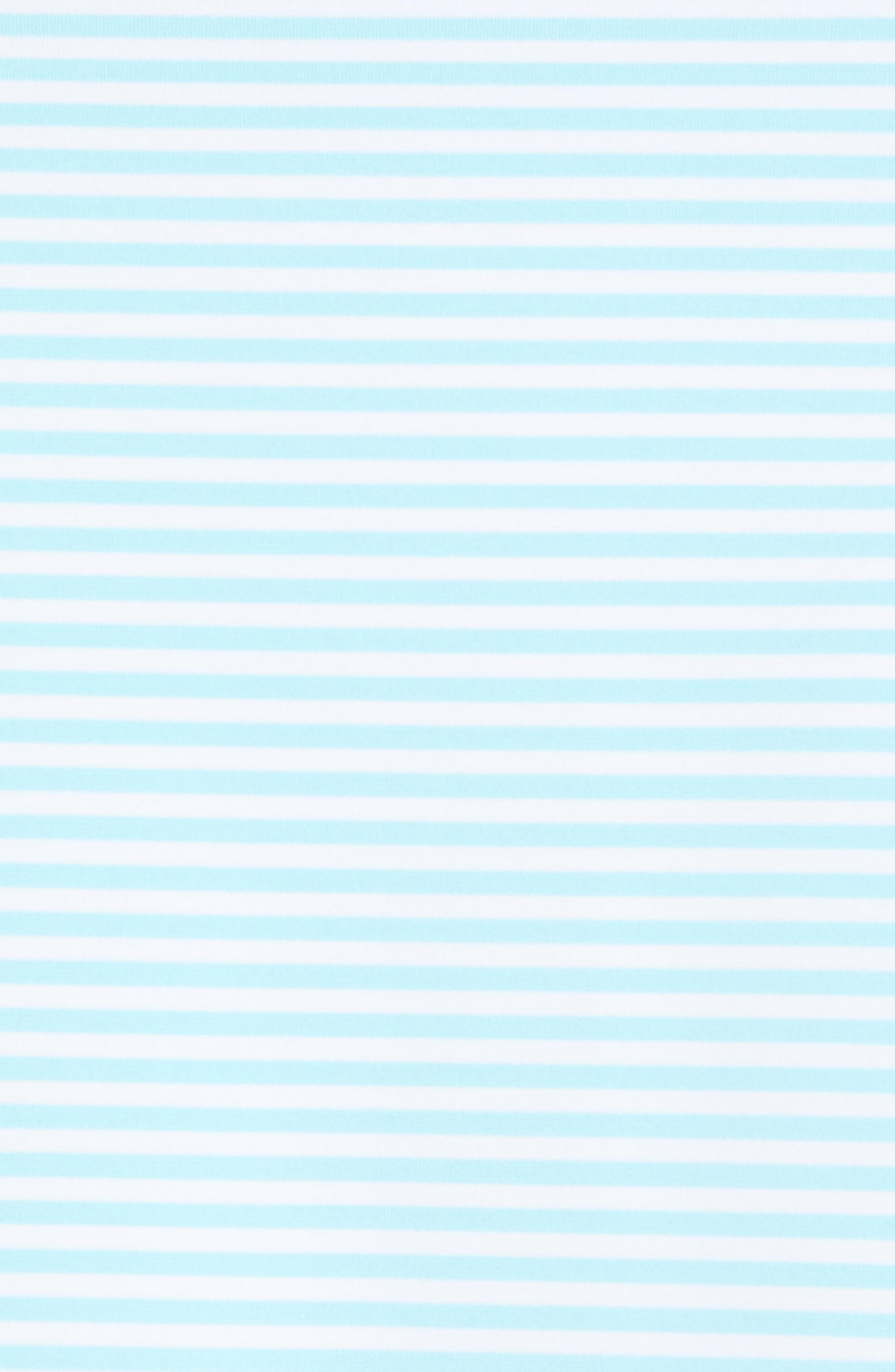 Color to White Feeder Stripe Polo,                             Alternate thumbnail 33, color,