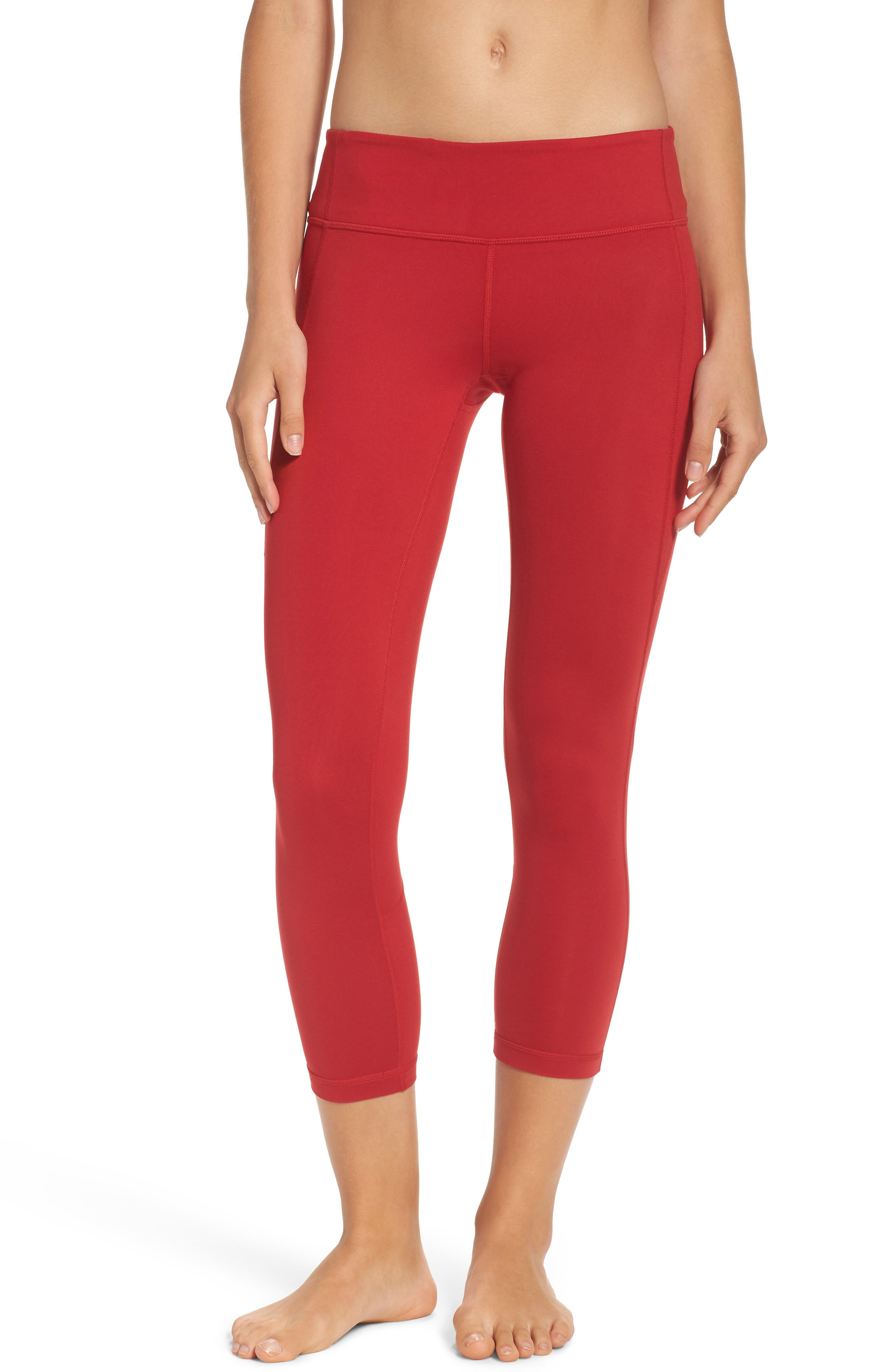 Live-In Keep It Cool Crop Leggings,                             Main thumbnail 9, color,