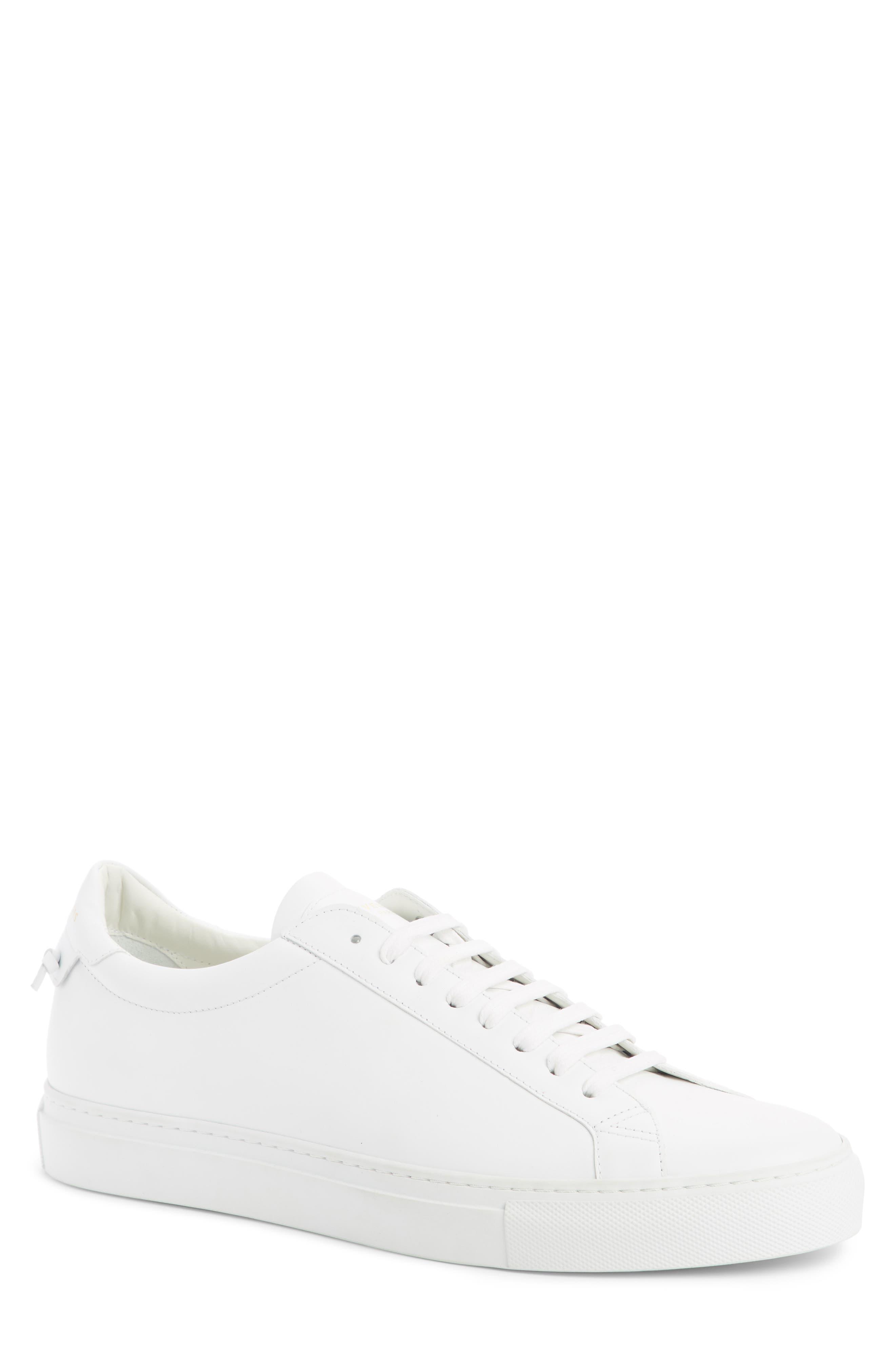 'Urban Knots Lo' Sneaker,                             Main thumbnail 1, color,                             WHITE/ WHITE