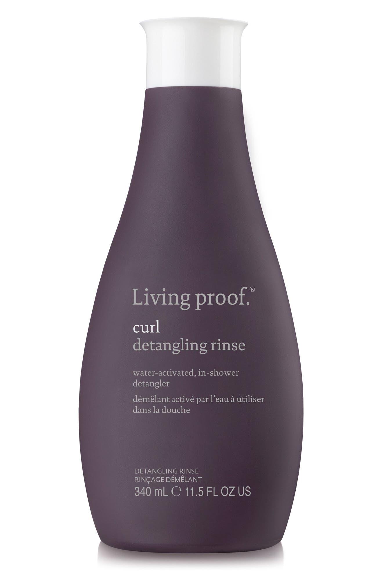 Curl Detangling Rinse,                         Main,                         color, 000