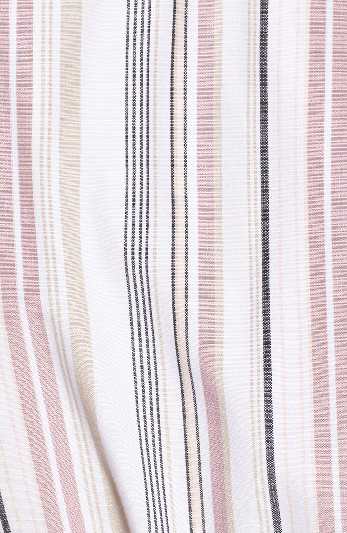 Button Front Dress,                             Alternate thumbnail 15, color,