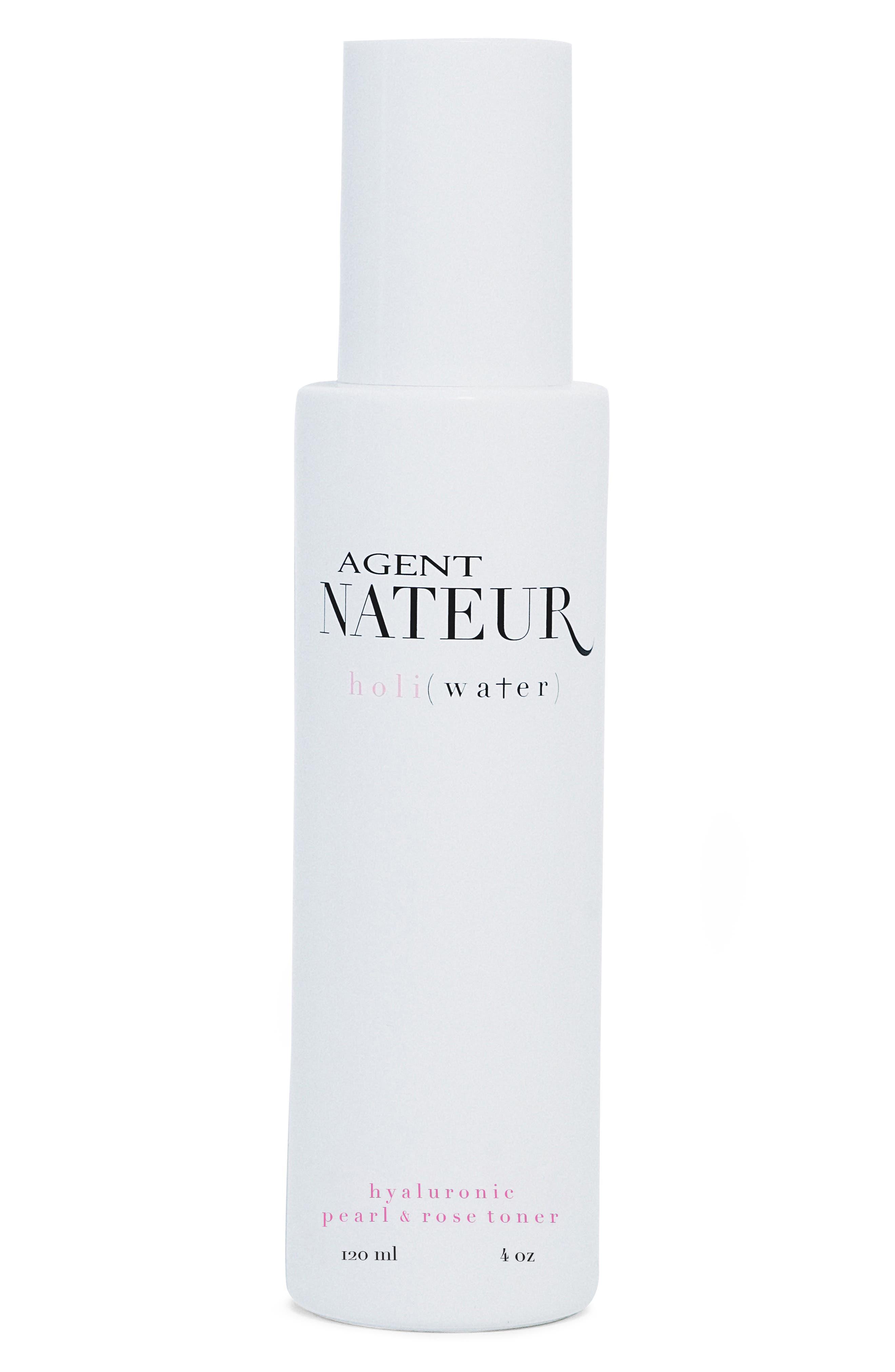 AGENT NATEUR Holi(Water) Hyaluroic Pearl & Rose Toner