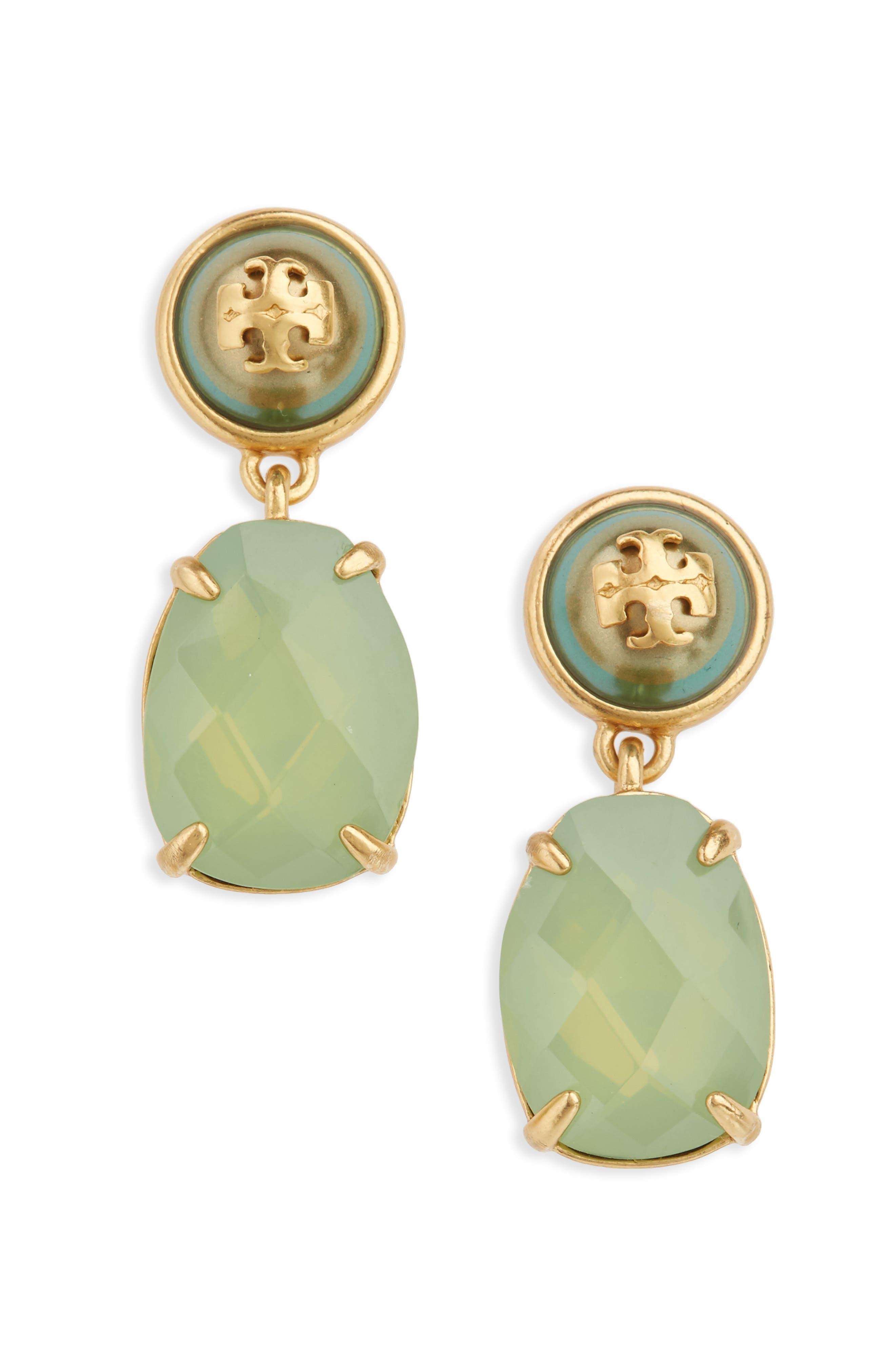 Epoxy Drop Earrings,                             Main thumbnail 4, color,