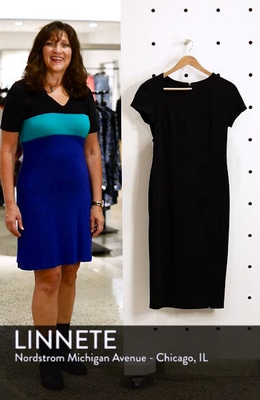 Asymmetrical Sheath Dress, sales video thumbnail