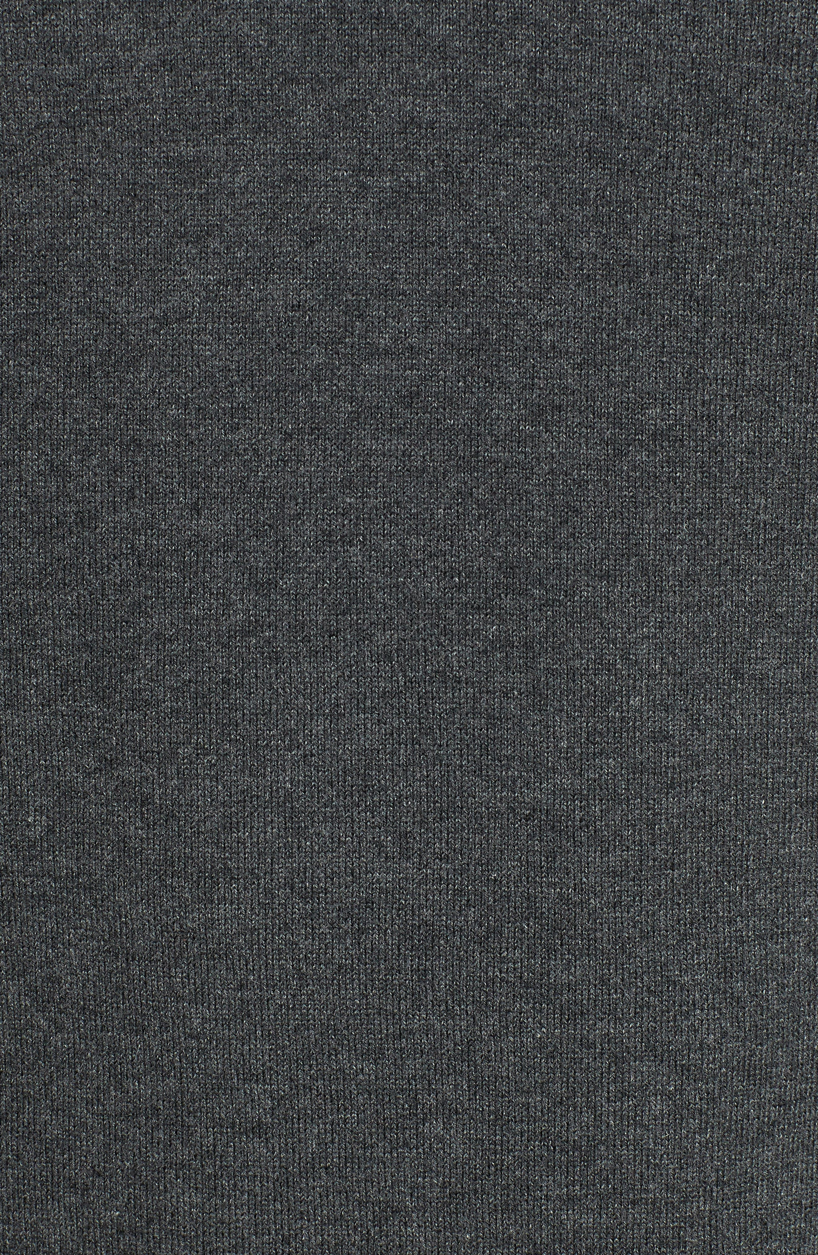 Denver Broncos - Lakemont Regular Fit Quarter Zip Sweater,                             Alternate thumbnail 5, color,                             018