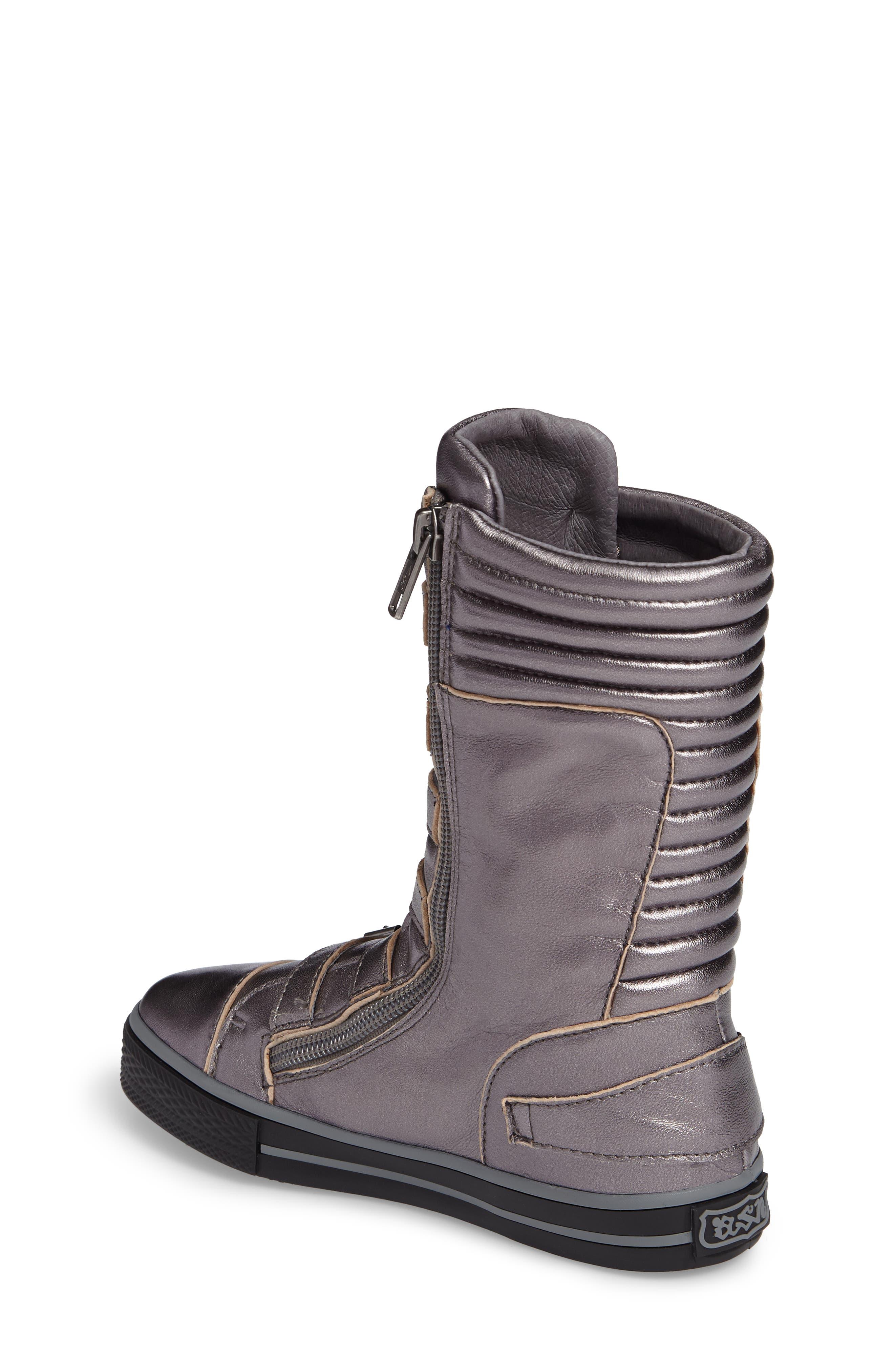 Vava Natalie Tall Sneaker Boot,                             Alternate thumbnail 2, color,                             040