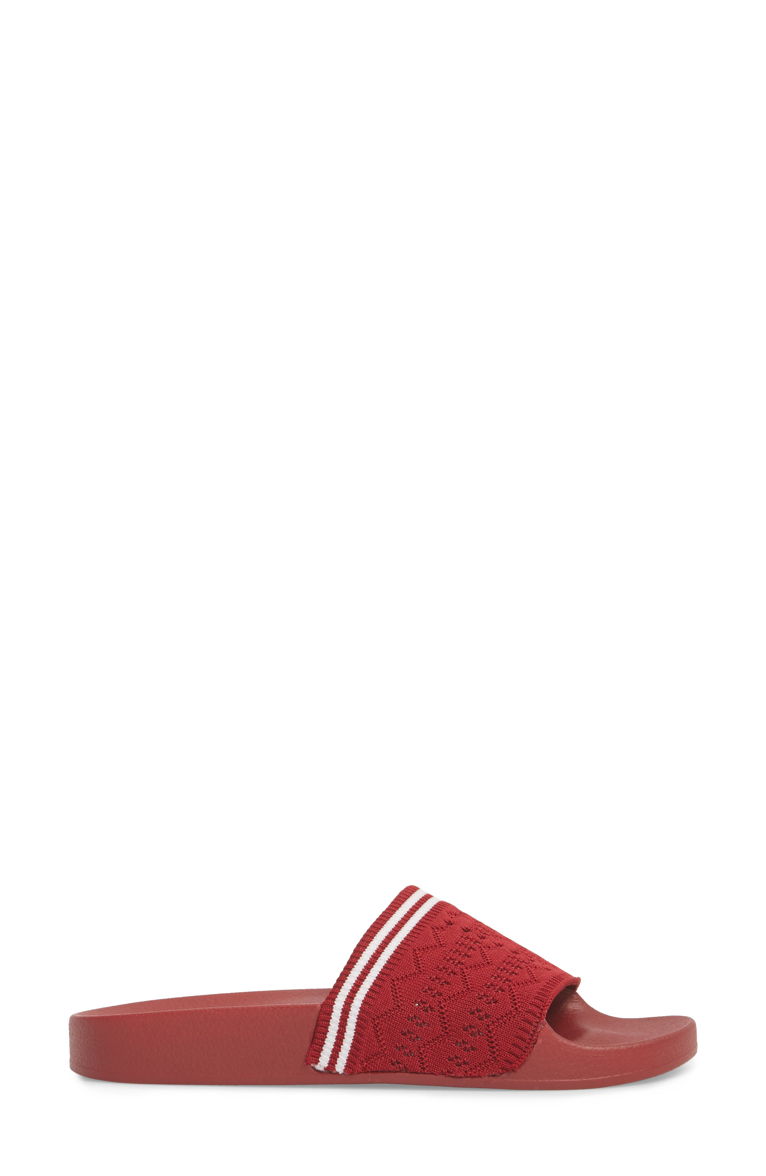 Vibe Sock Knit Slide Sandal,                             Alternate thumbnail 14, color,