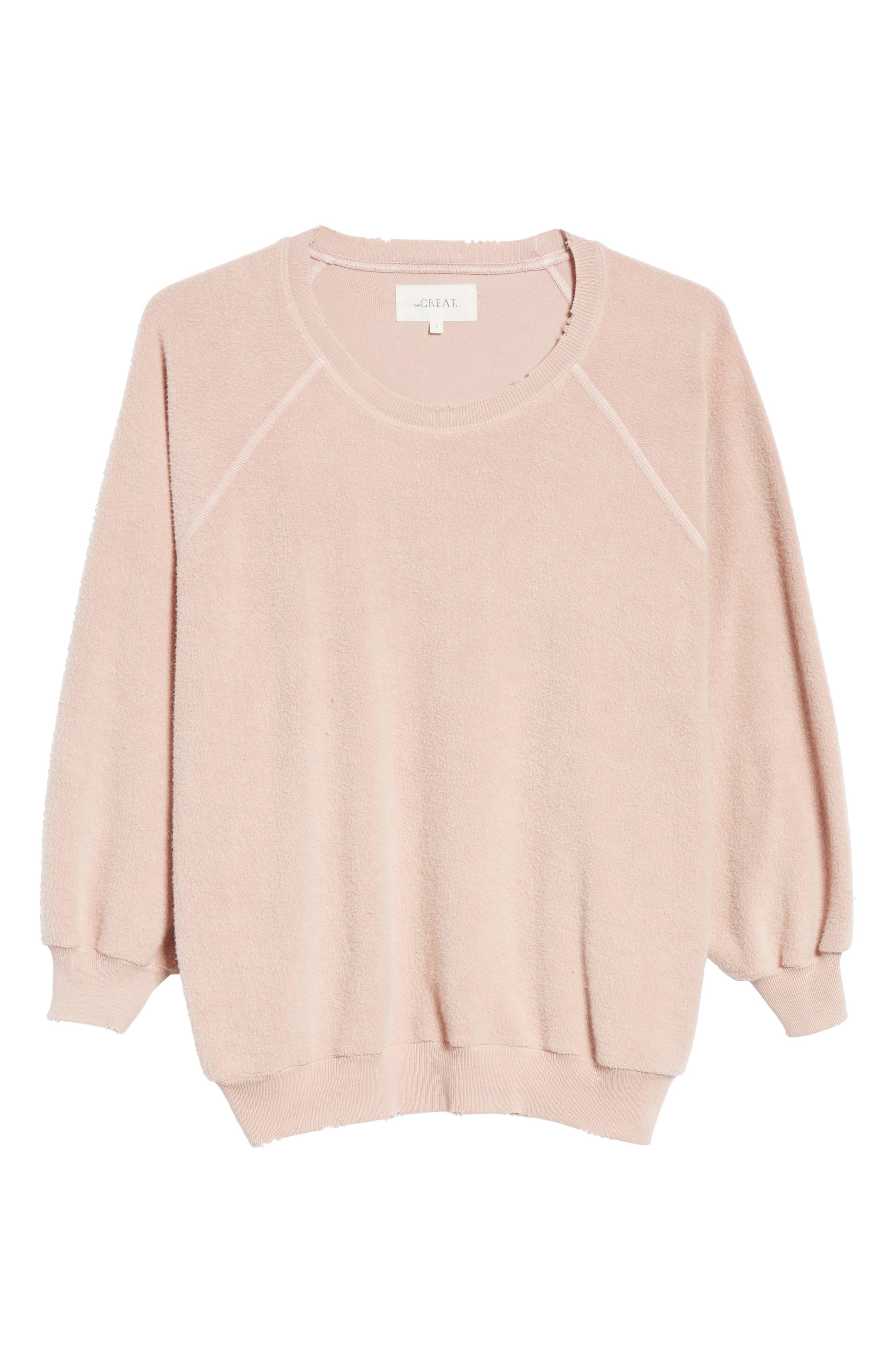 The Bubble Sweatshirt,                             Alternate thumbnail 6, color,                             651