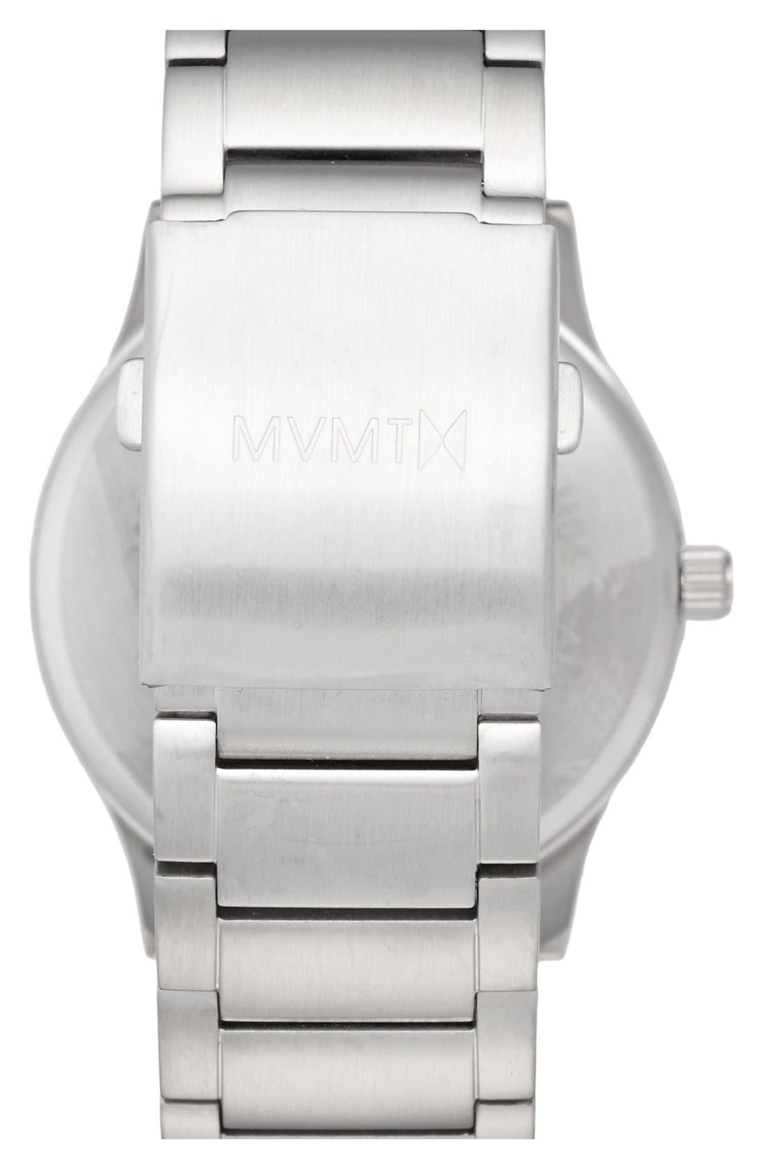 Bracelet Watch, 45mm,                             Alternate thumbnail 3, color,                             040