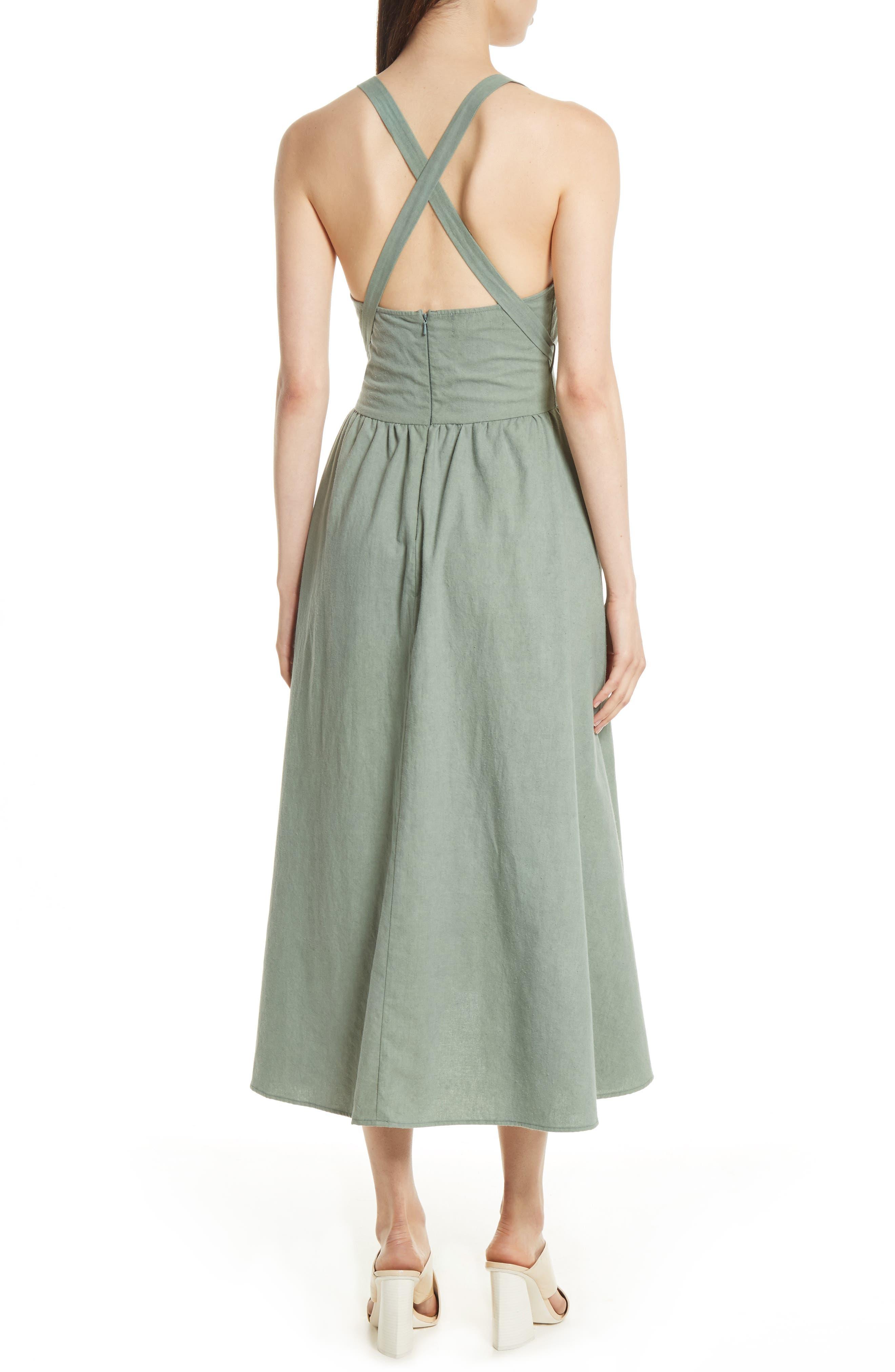 The Apron Dress,                             Alternate thumbnail 2, color,                             300