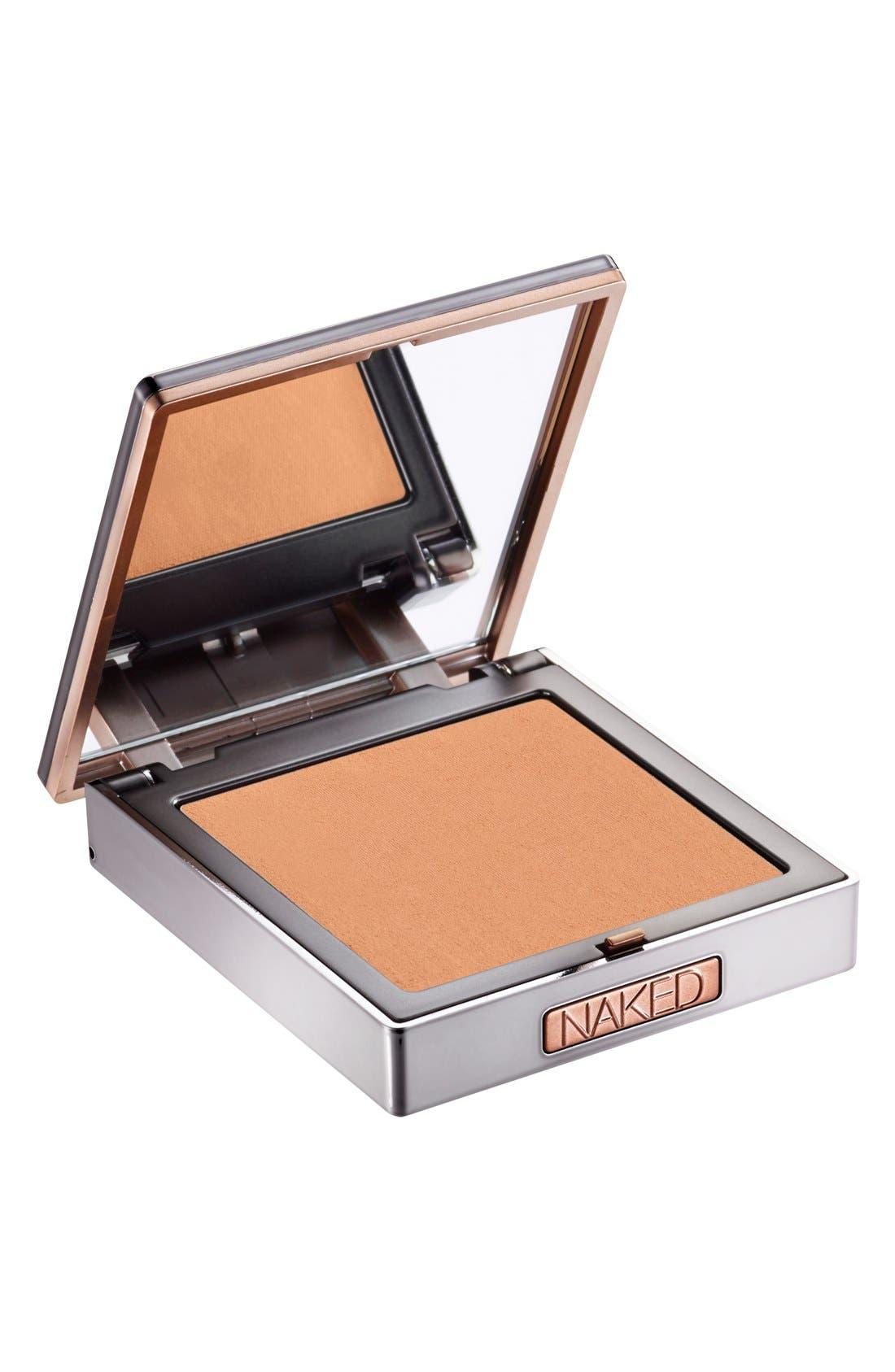 Naked Skin Ultra Definition Pressed Finishing Powder,                             Main thumbnail 1, color,                             NAKED MEDIUM DARK
