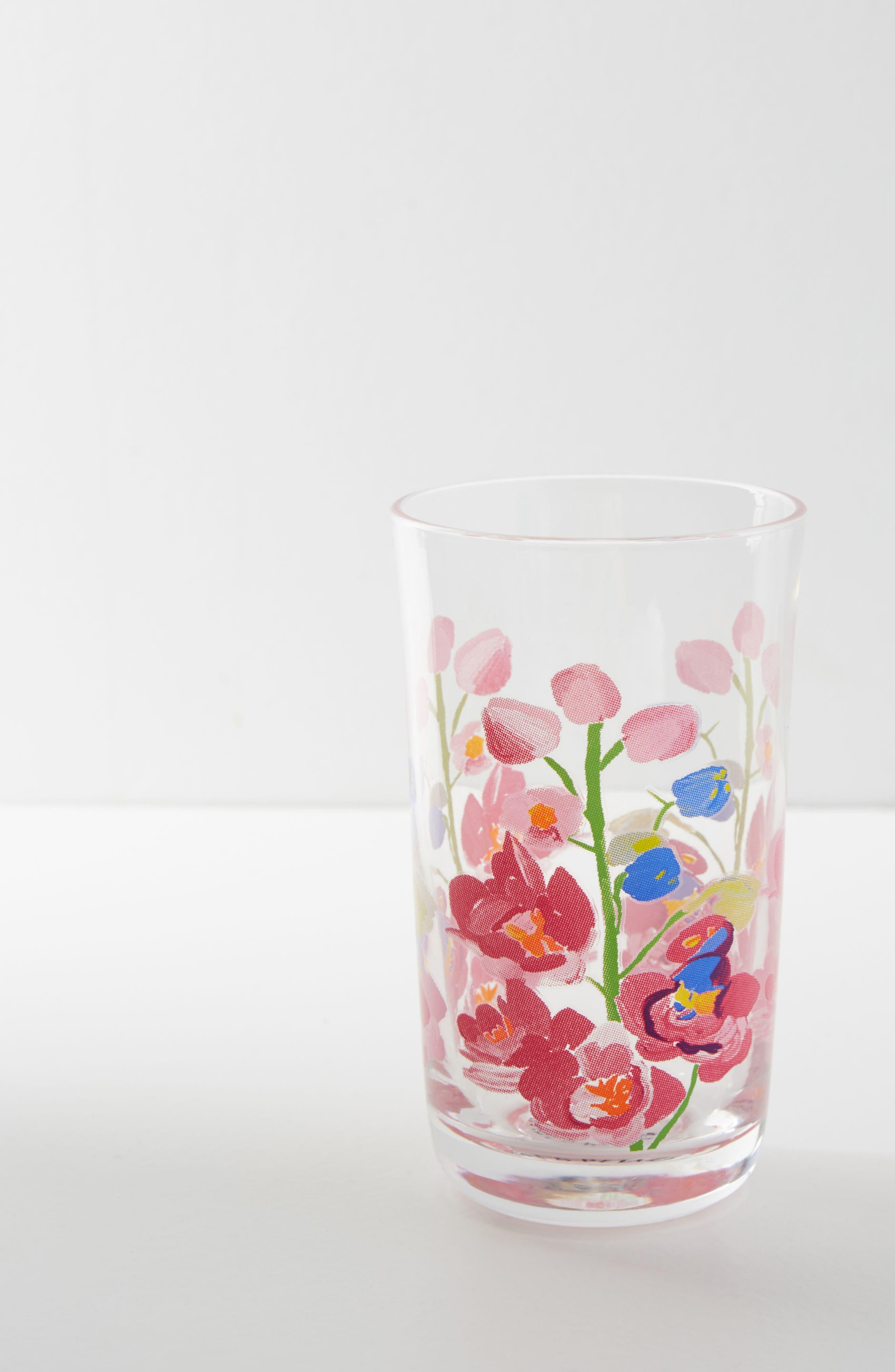 Paint + Petals Juice Glass,                             Alternate thumbnail 2, color,                             465