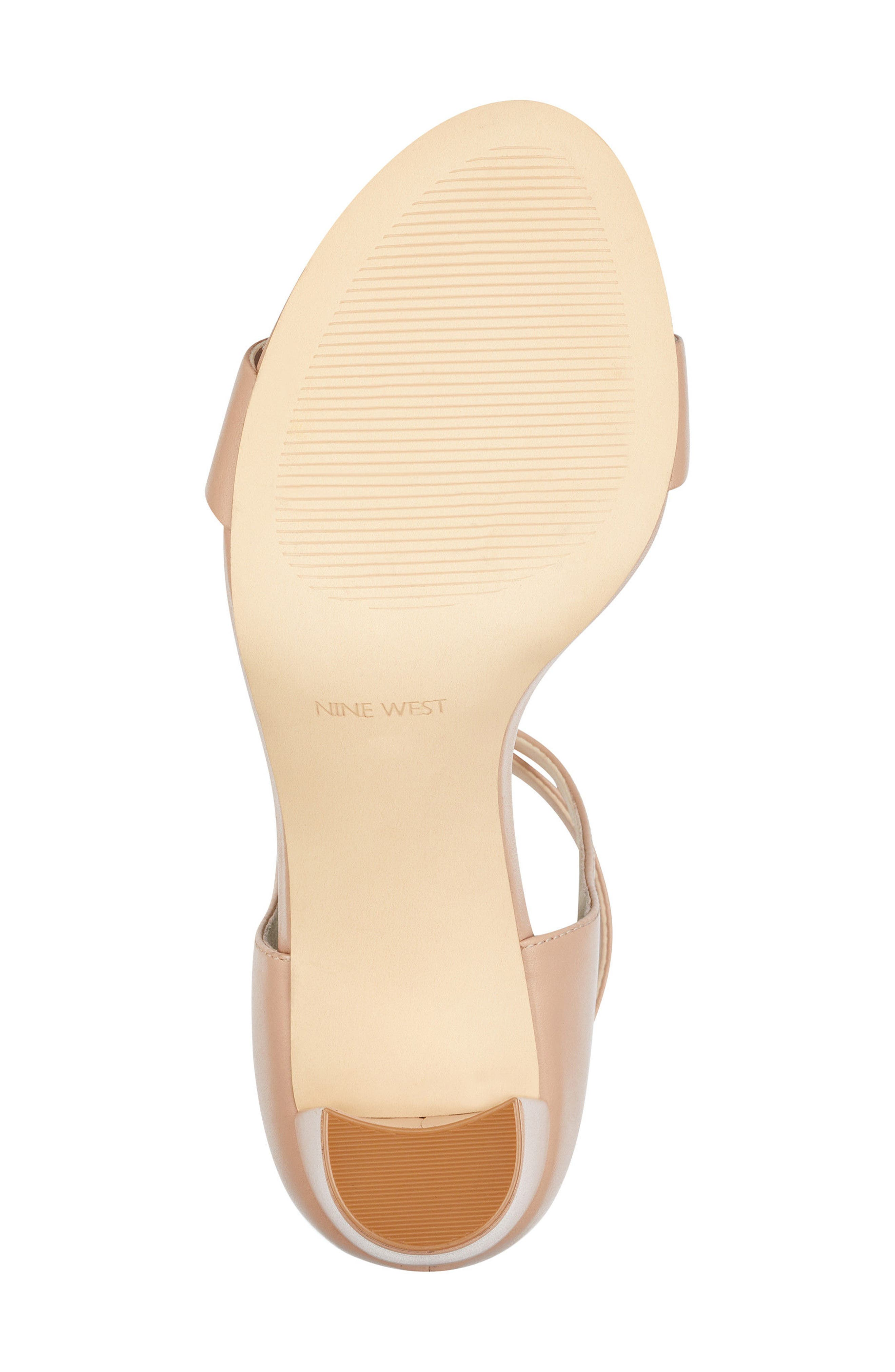 Nunzaya Ankle Strap Sandal,                             Alternate thumbnail 6, color,                             270