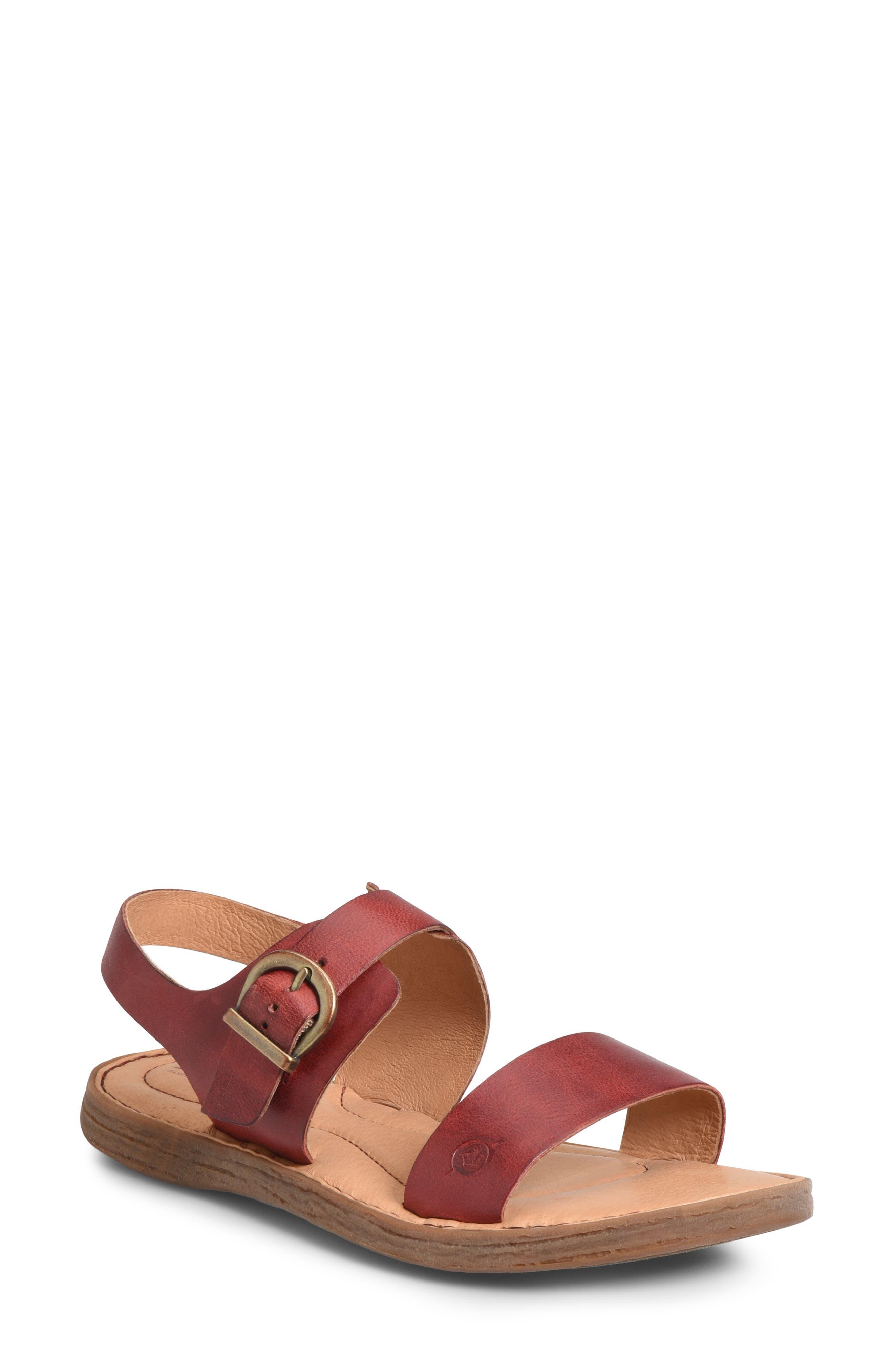 B?rn Selway Sandal, Red