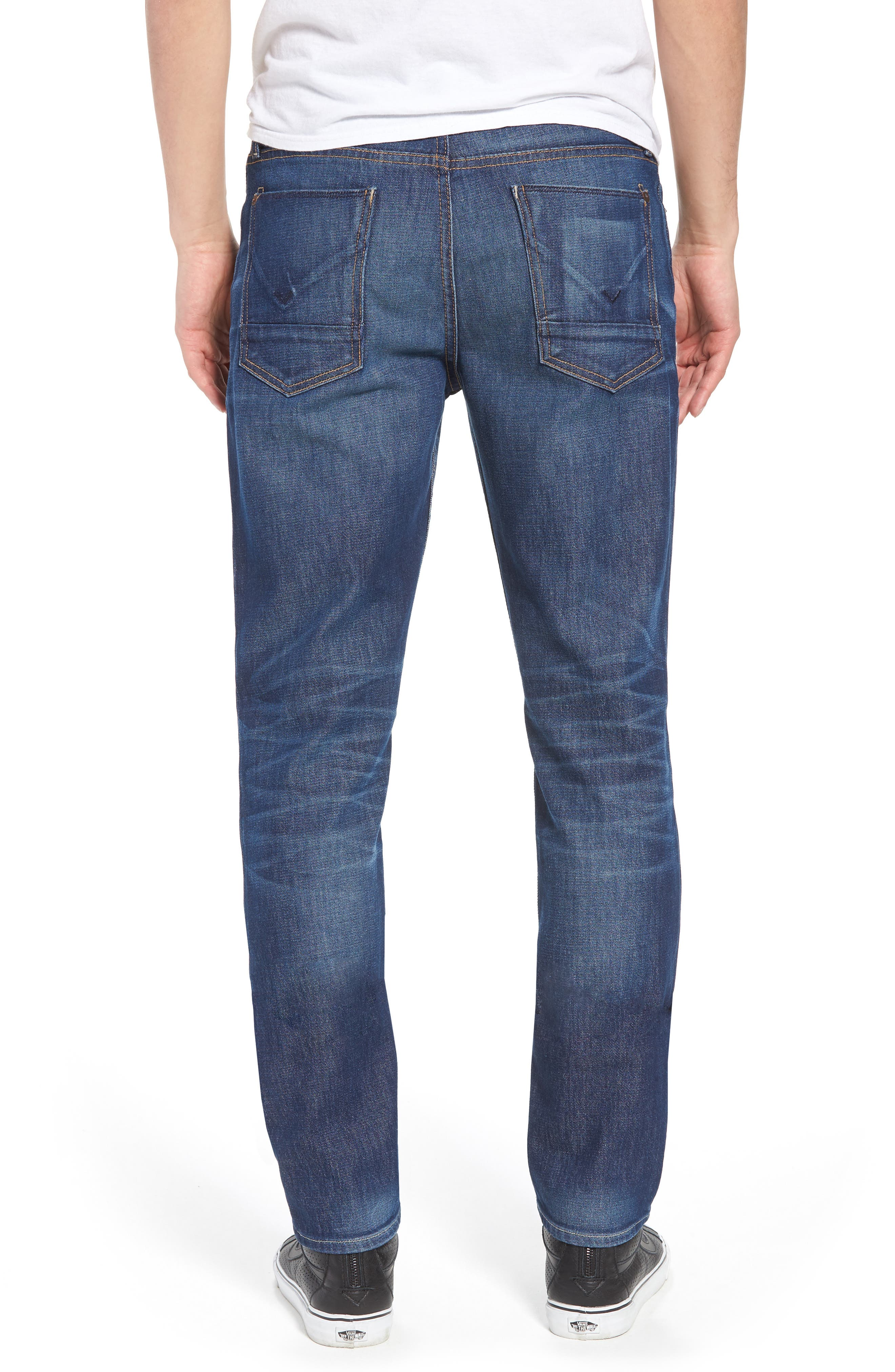 Axl Skinny Fit Jeans,                             Alternate thumbnail 2, color,                             425