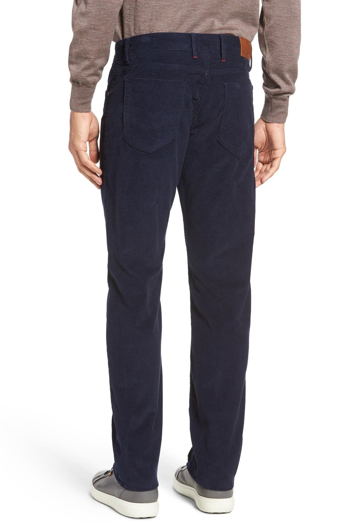 Slim Fit Corduroy Pants,                             Alternate thumbnail 10, color,