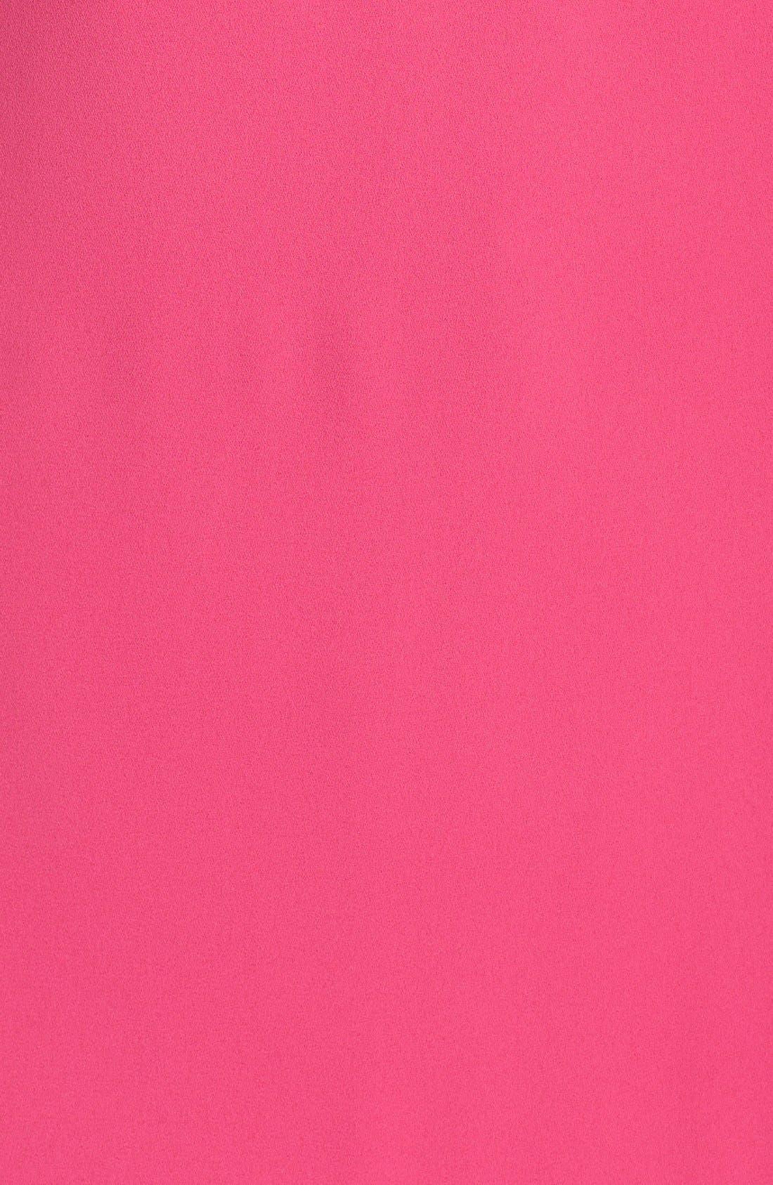 'Kate' Ruffle Hem Shift Dress,                             Main thumbnail 9, color,