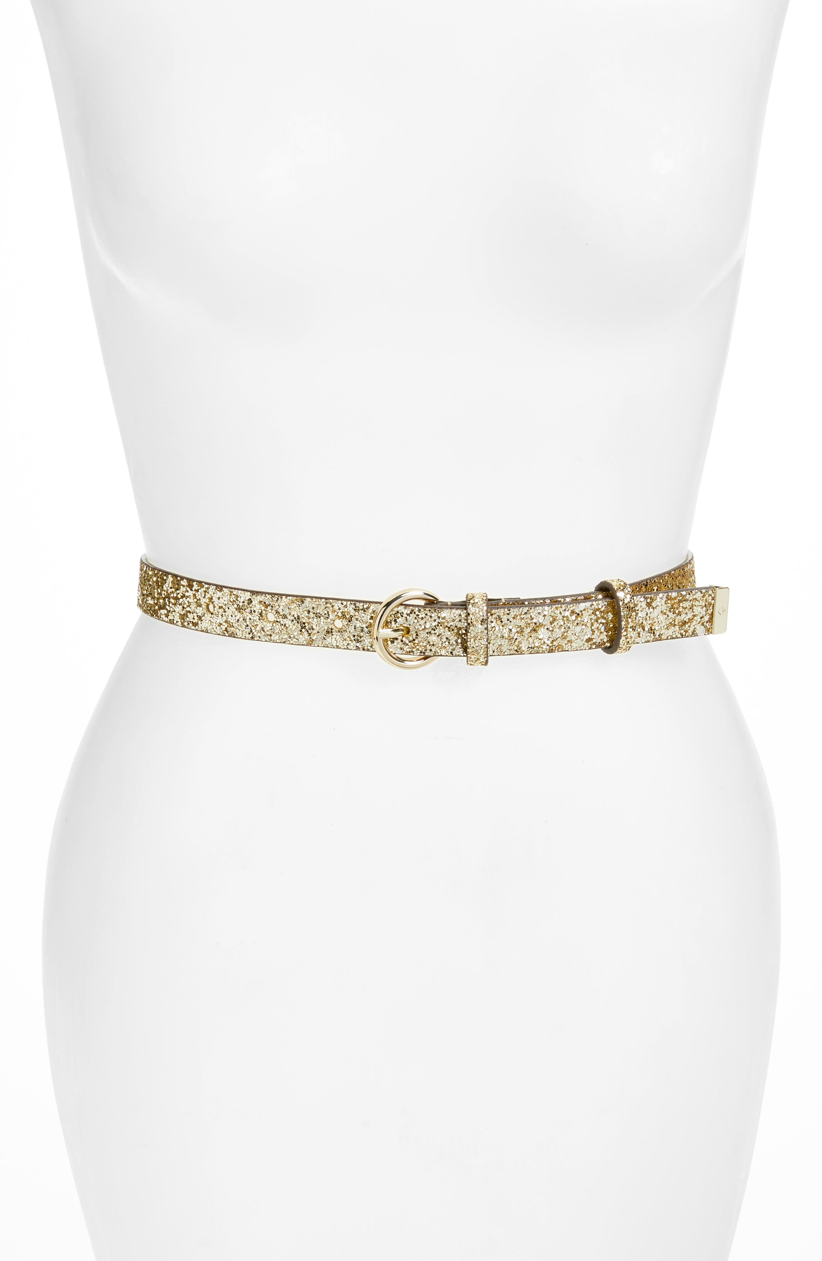 glitter sparkle belt,                             Main thumbnail 2, color,