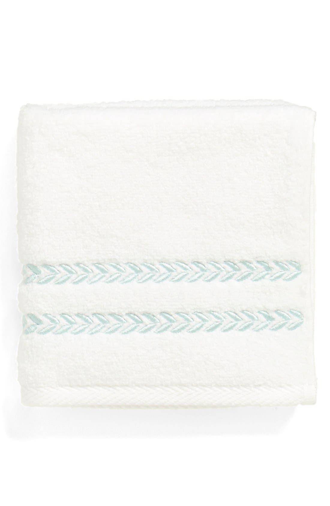 'Pearl Essence' Wash Towel,                             Main thumbnail 4, color,