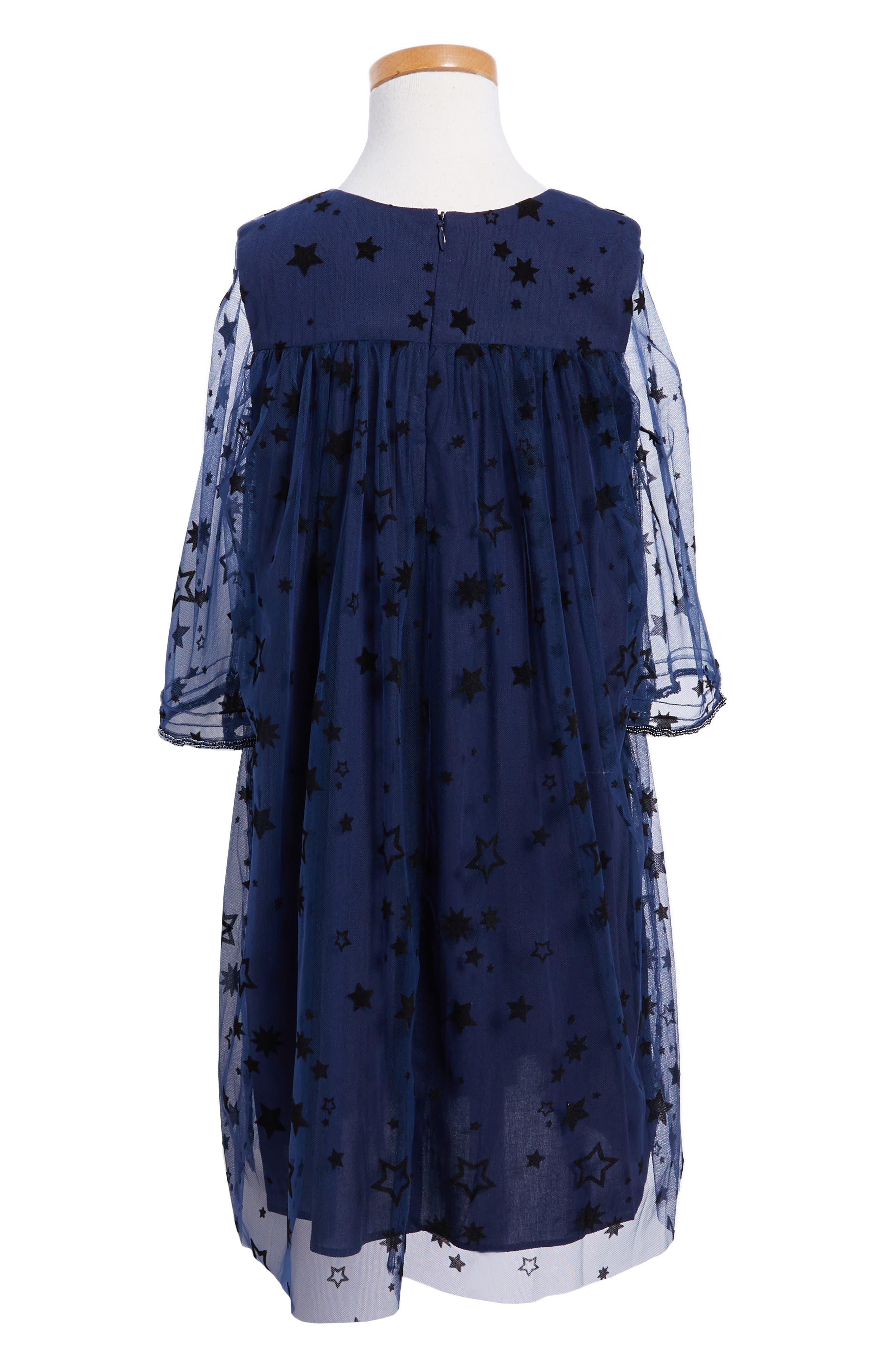 Zodiac Dress,                             Alternate thumbnail 2, color,                             410