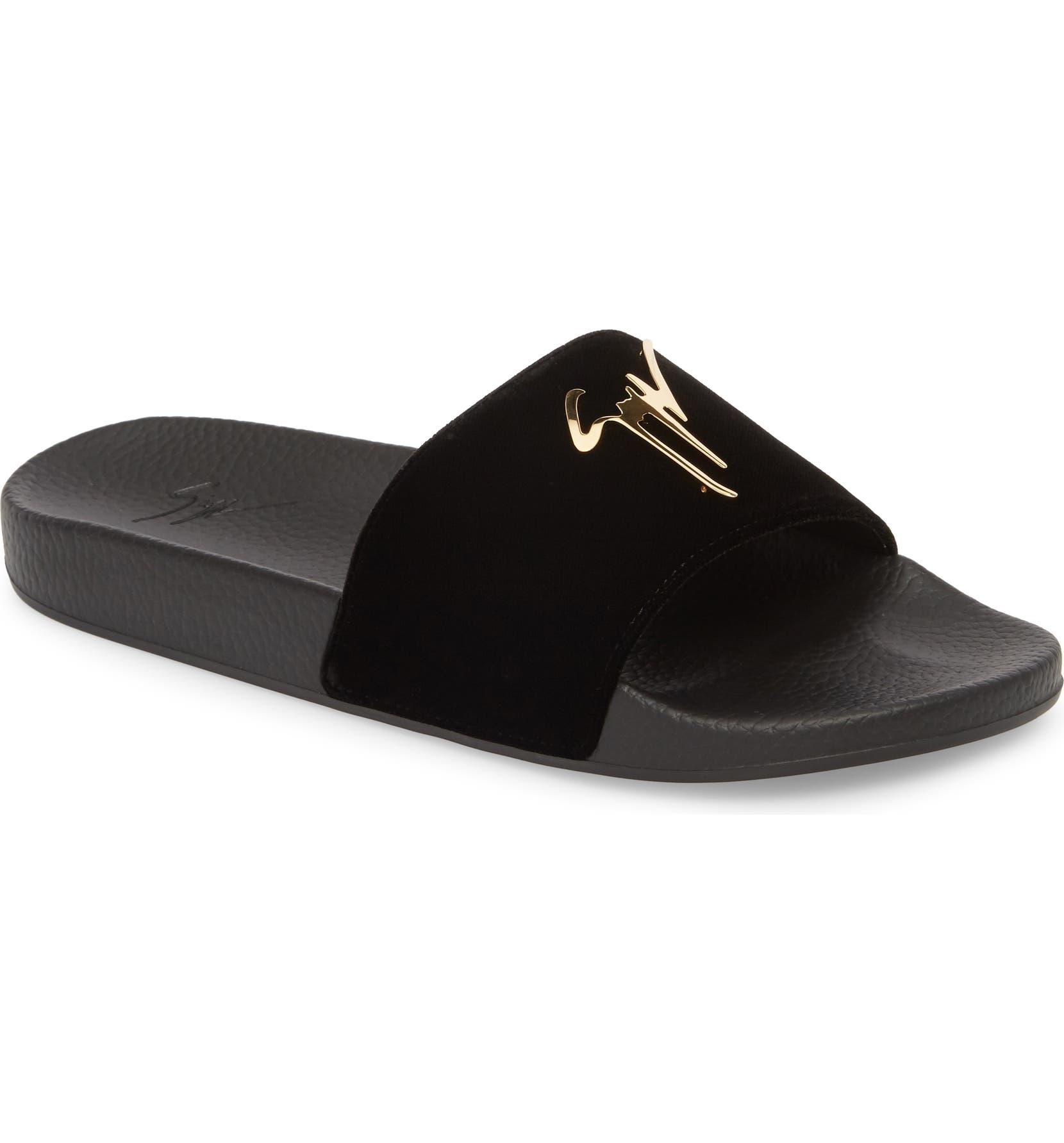 9dd769082 Giuseppe Zanotti Slide Sandal (Men)
