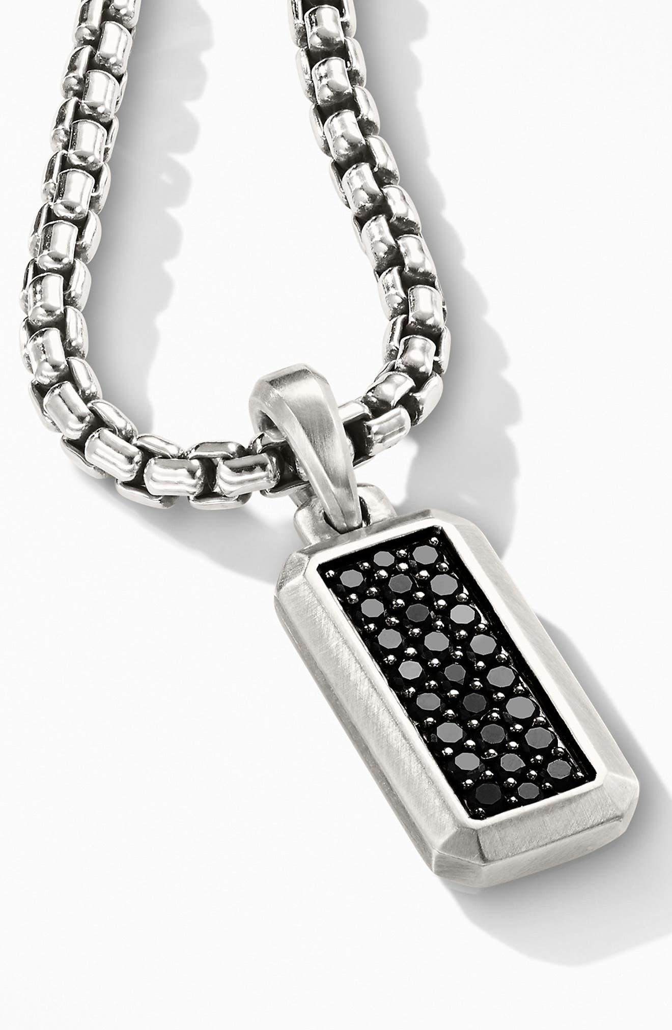 Streamline Amulet,                             Alternate thumbnail 3, color,                             BLACK DIAMOND
