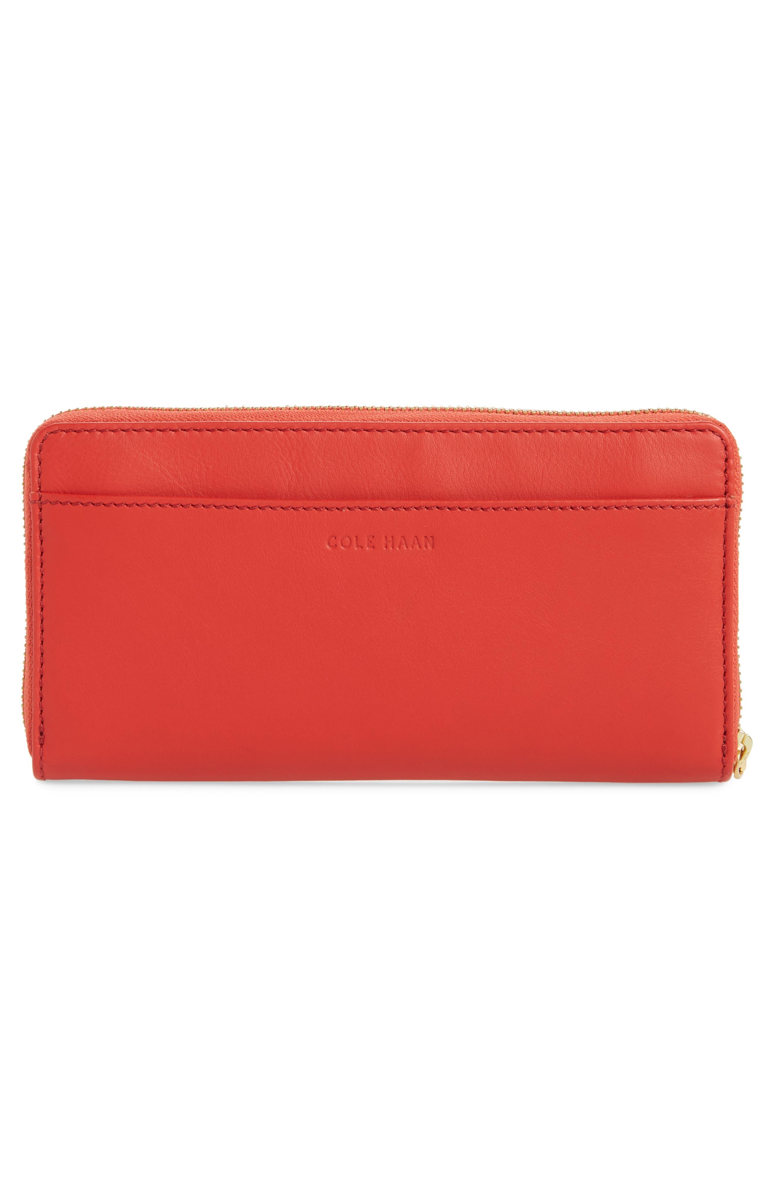 Zoe Continental Zip Wallet,                             Alternate thumbnail 6, color,