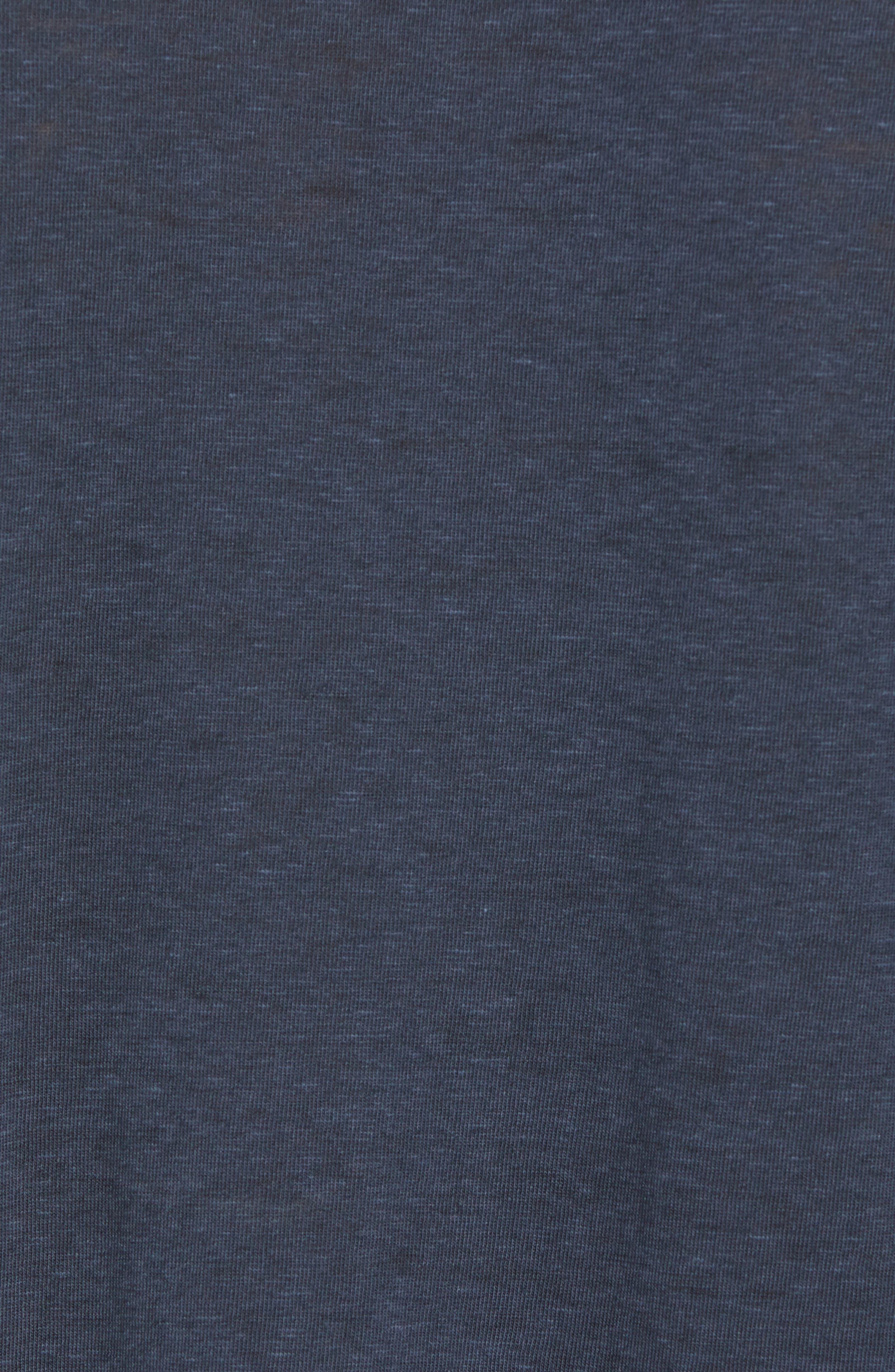 Tri-Motors Burnout T-Shirt,                             Alternate thumbnail 5, color,                             063