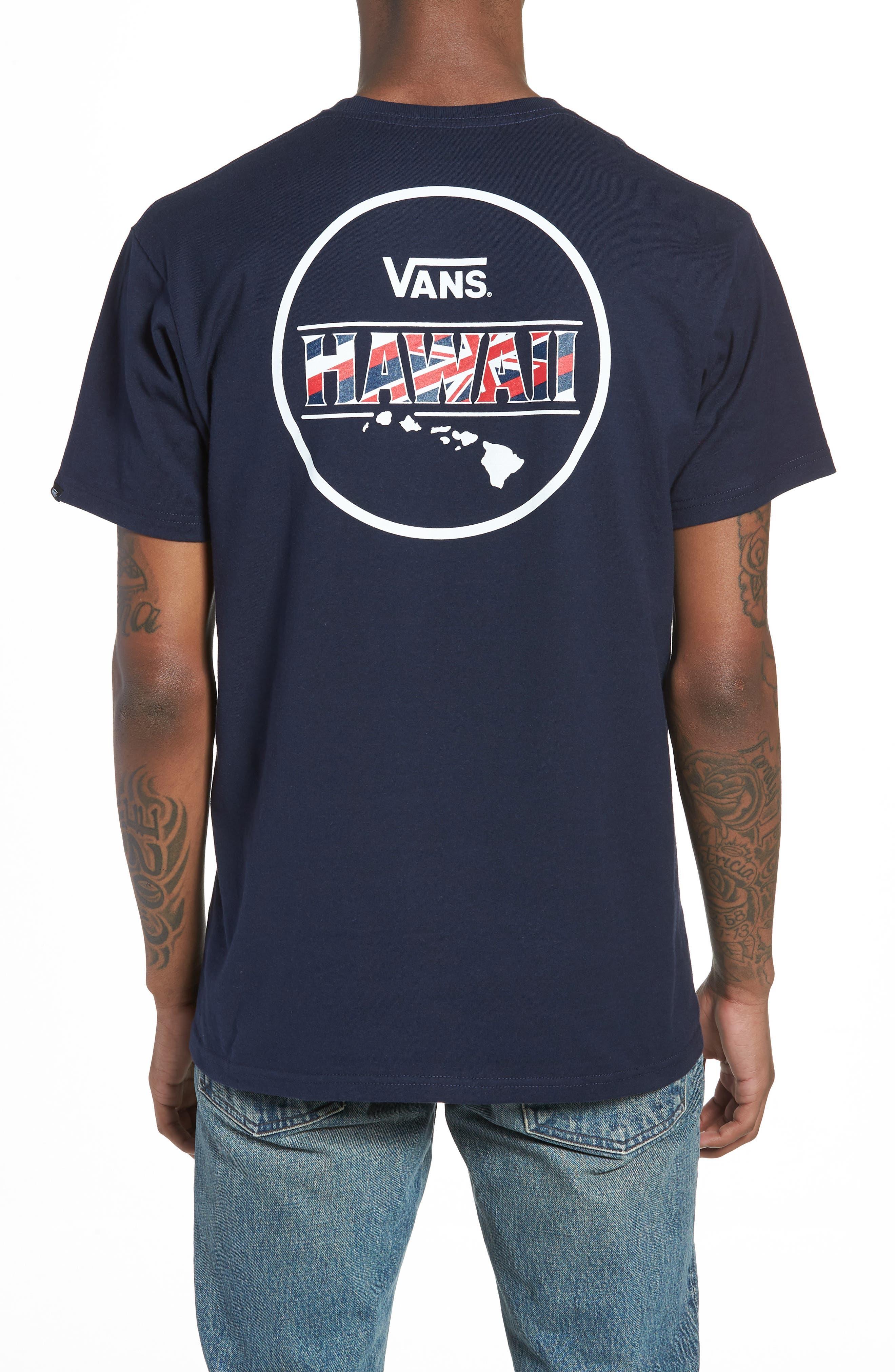 Makai Fill II Graphic T-Shirt,                             Alternate thumbnail 2, color,