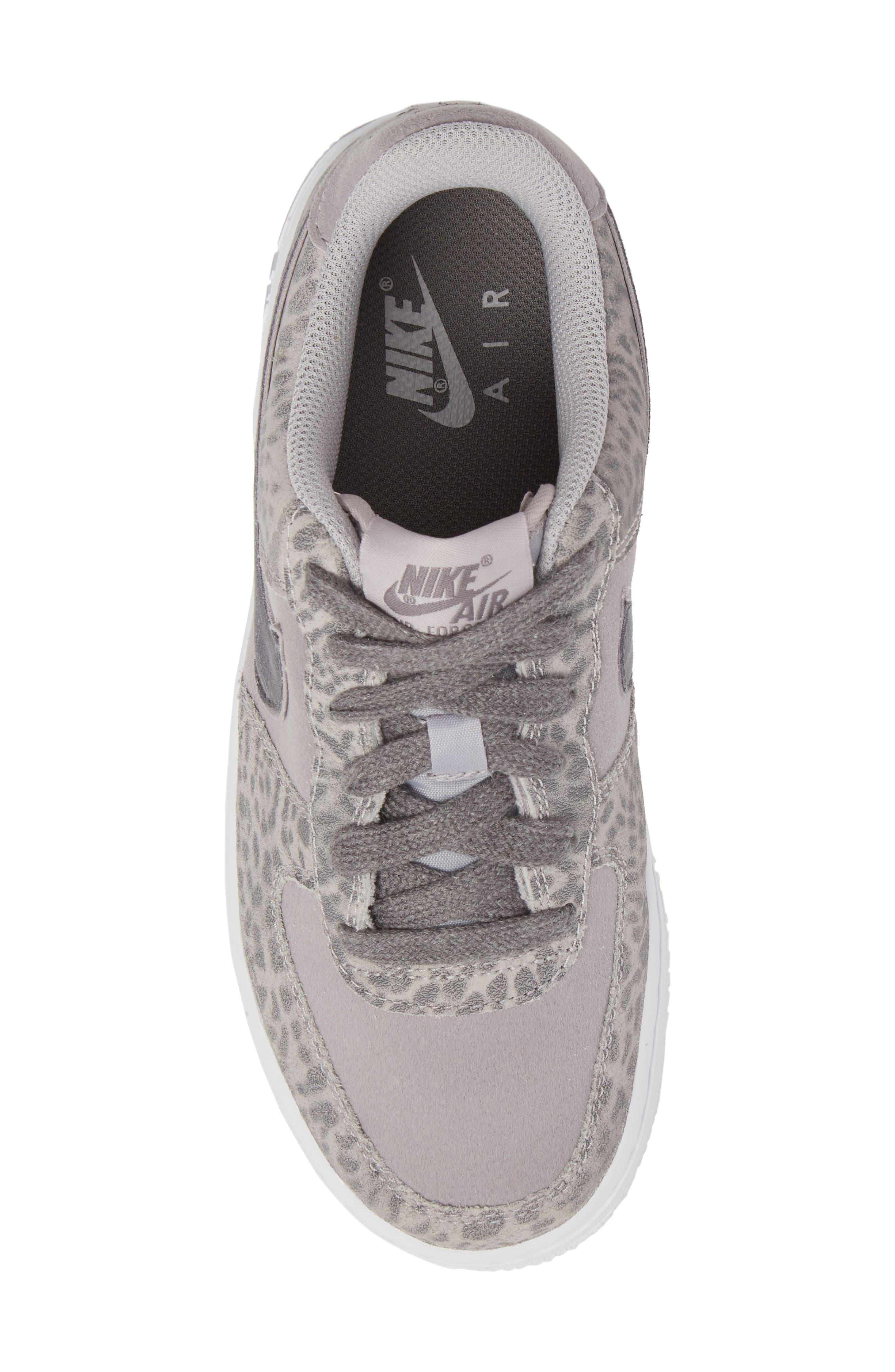 Air Force 1 LV8 Sneaker,                             Alternate thumbnail 5, color,                             020