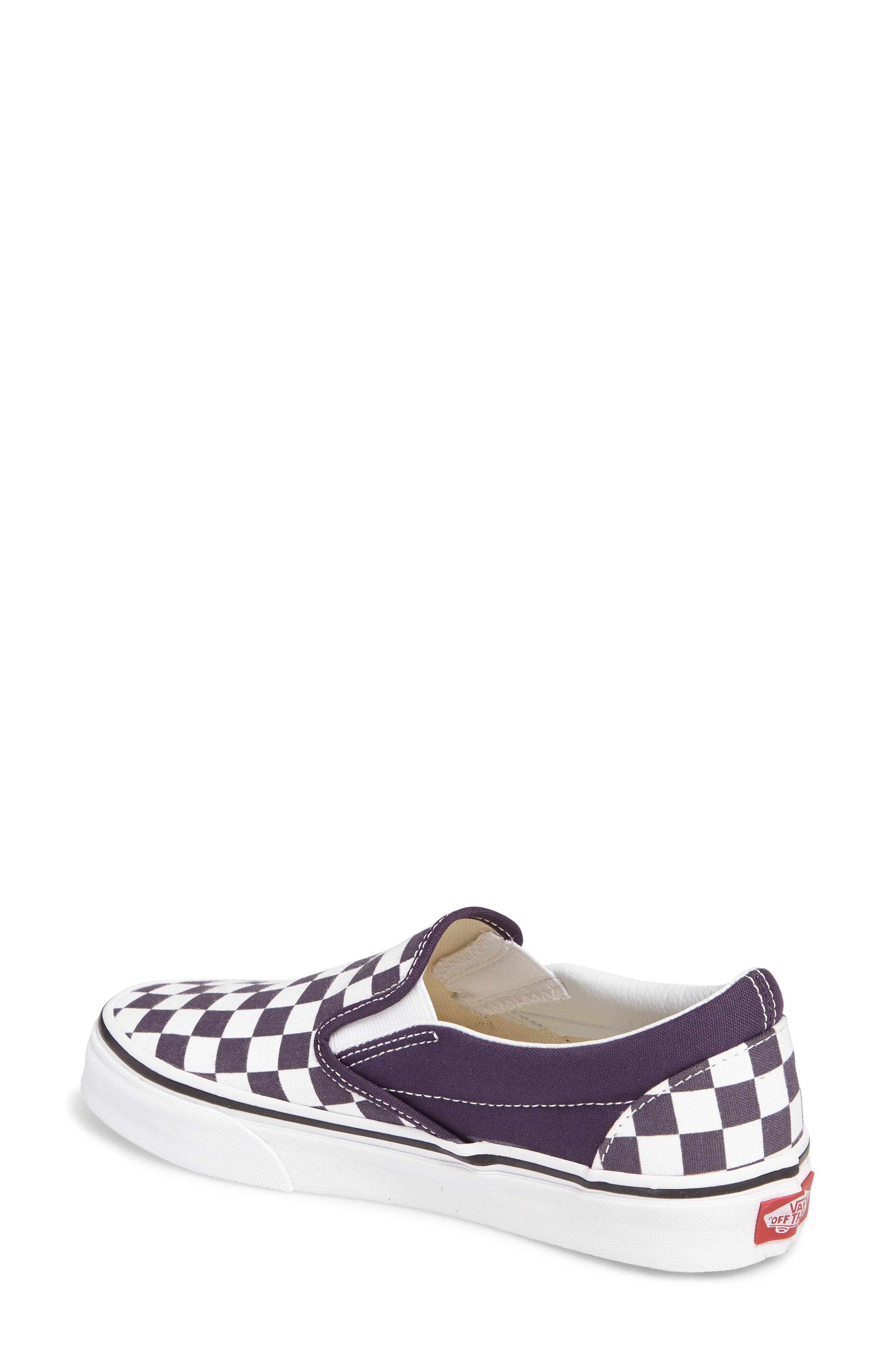 Classic Slip-On Sneaker,                             Alternate thumbnail 114, color,