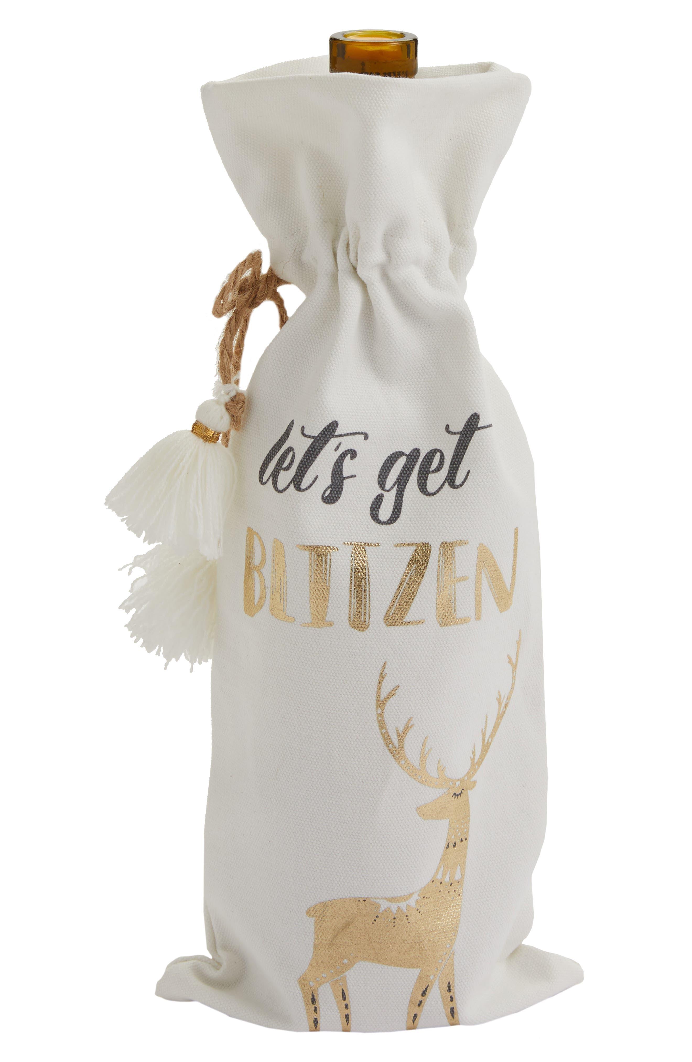 Blitzen Wine Bag,                         Main,                         color, 101