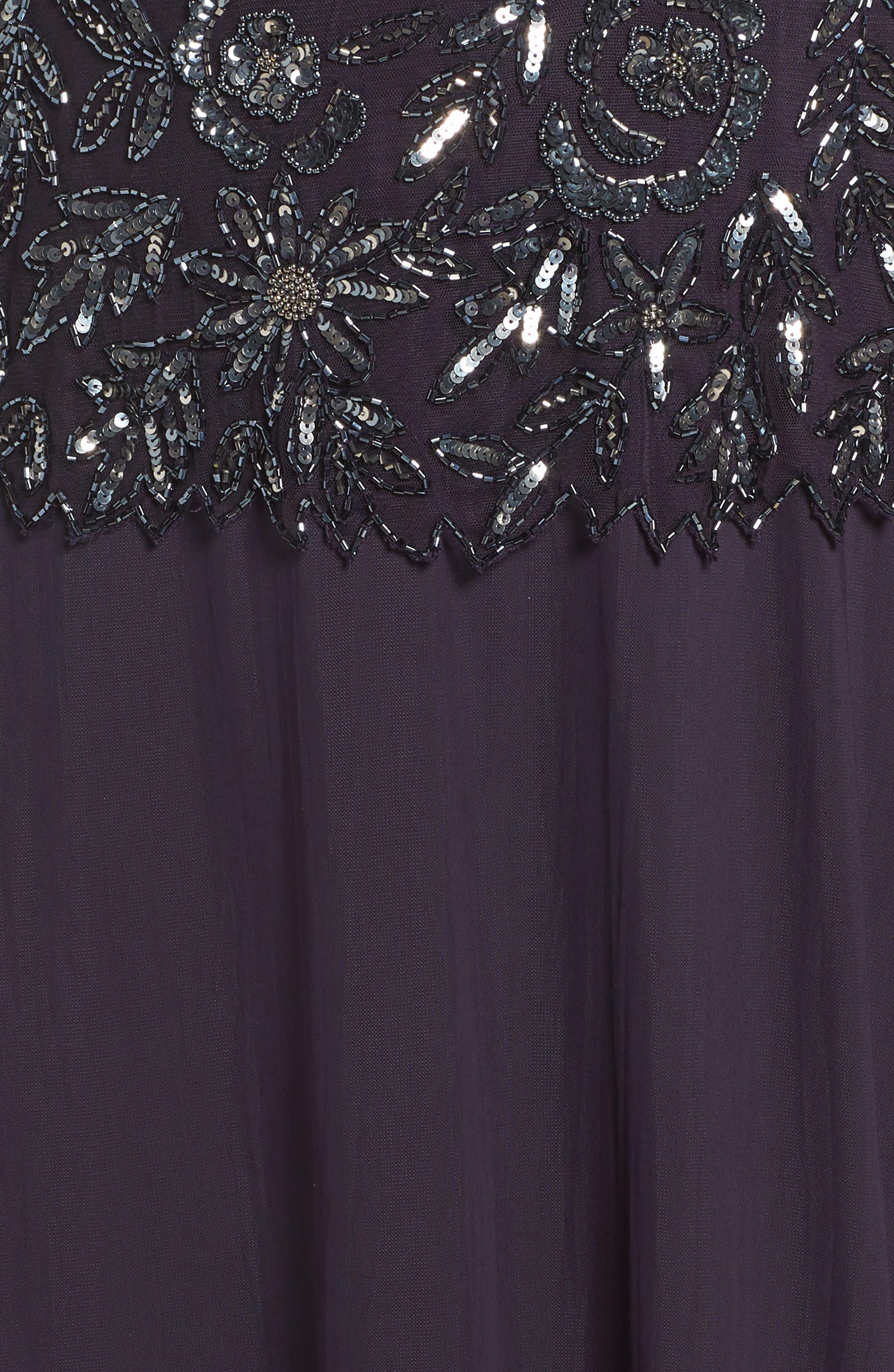 Mock 2-Pc. A-Line Gown,                             Alternate thumbnail 23, color,