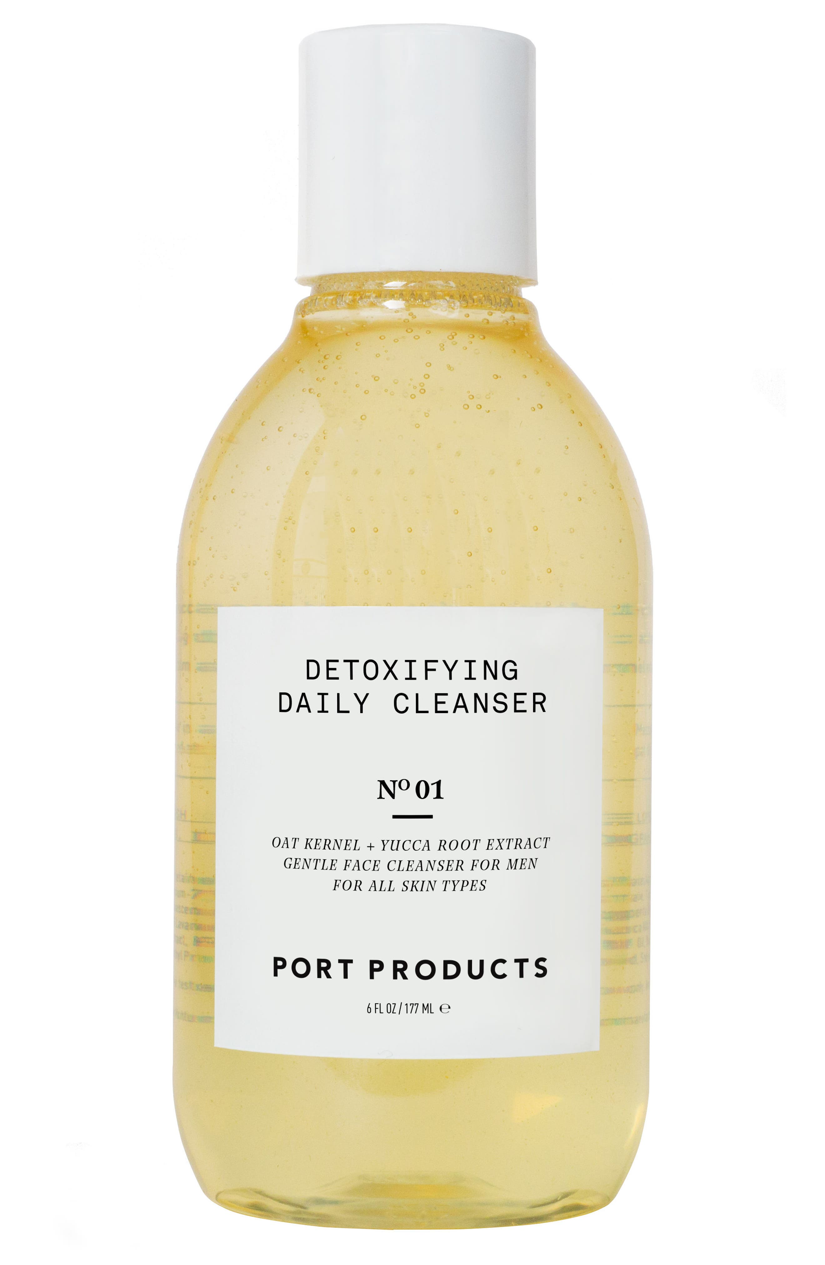 Detoxifying Daily Cleanser,                             Main thumbnail 1, color,                             NO COLOR