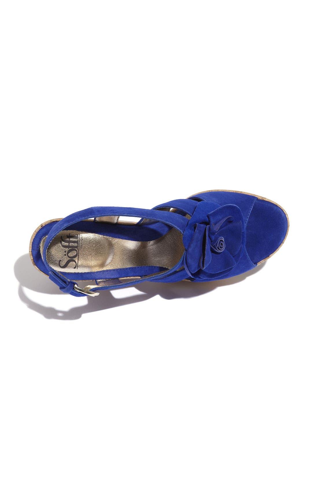 'Odelle' Sandal,                             Alternate thumbnail 5, color,