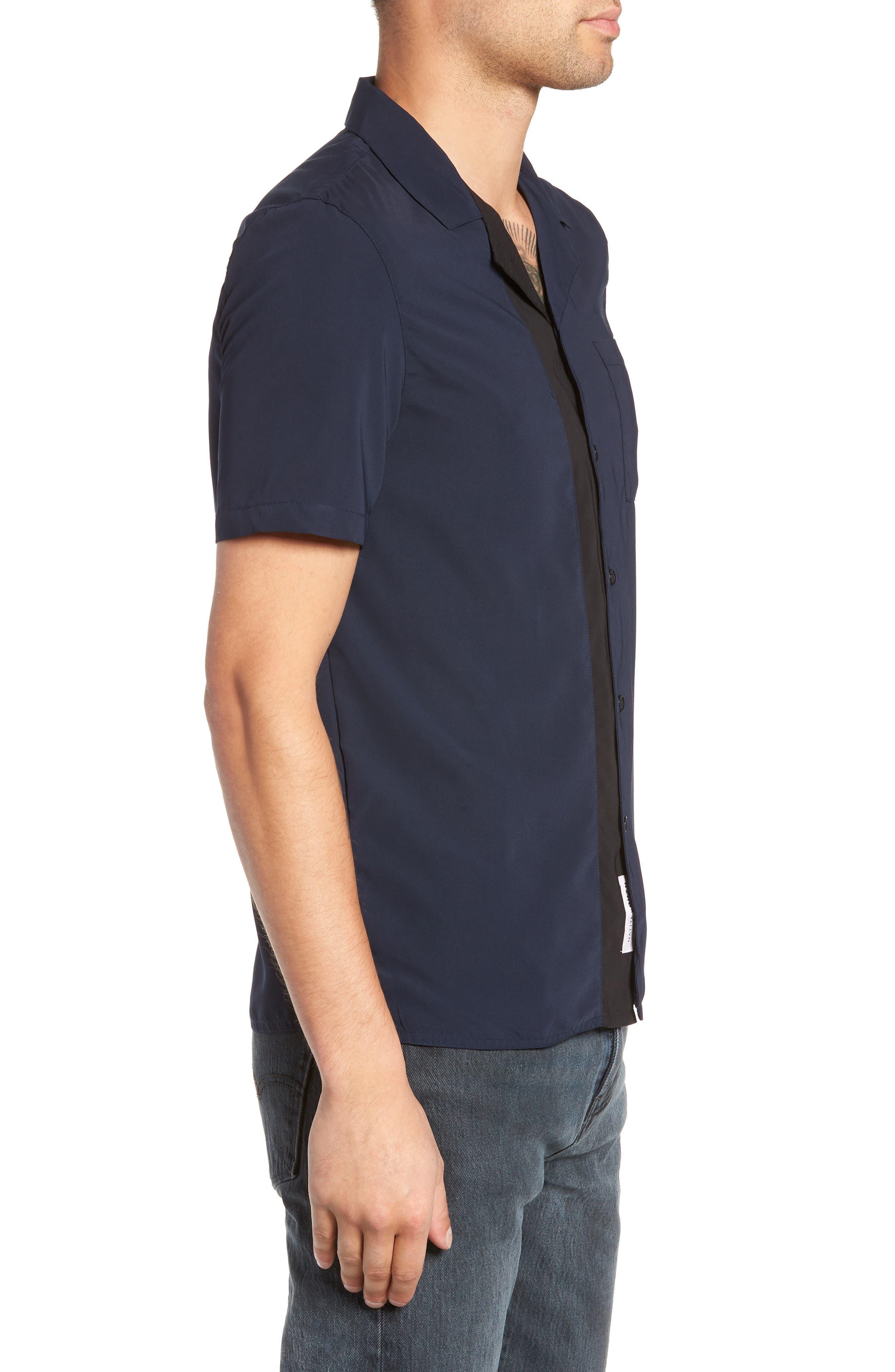 York Woven Shirt,                             Alternate thumbnail 4, color,                             400