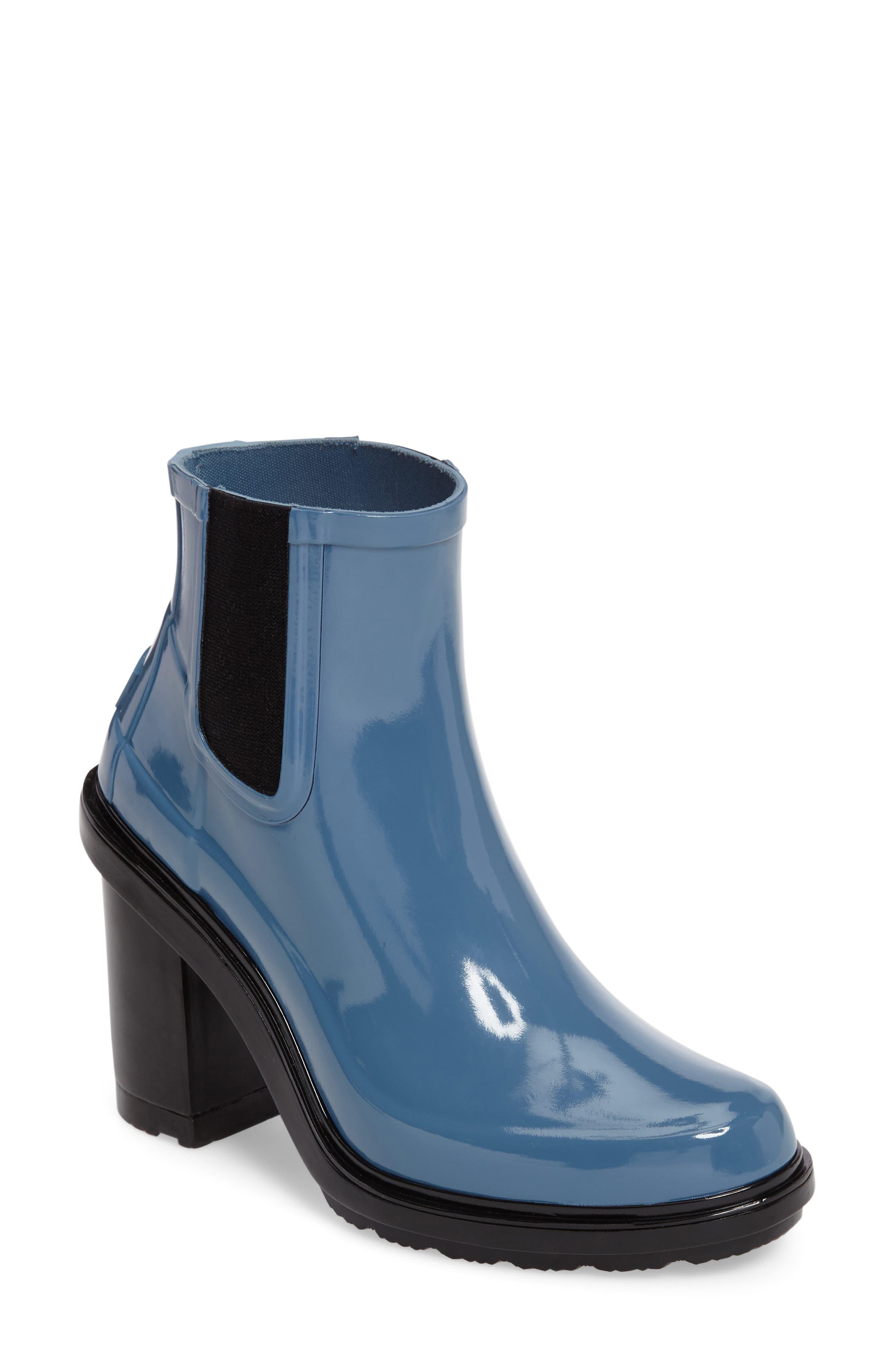 'Original Refined' Chelsea Rain Boot,                             Main thumbnail 3, color,