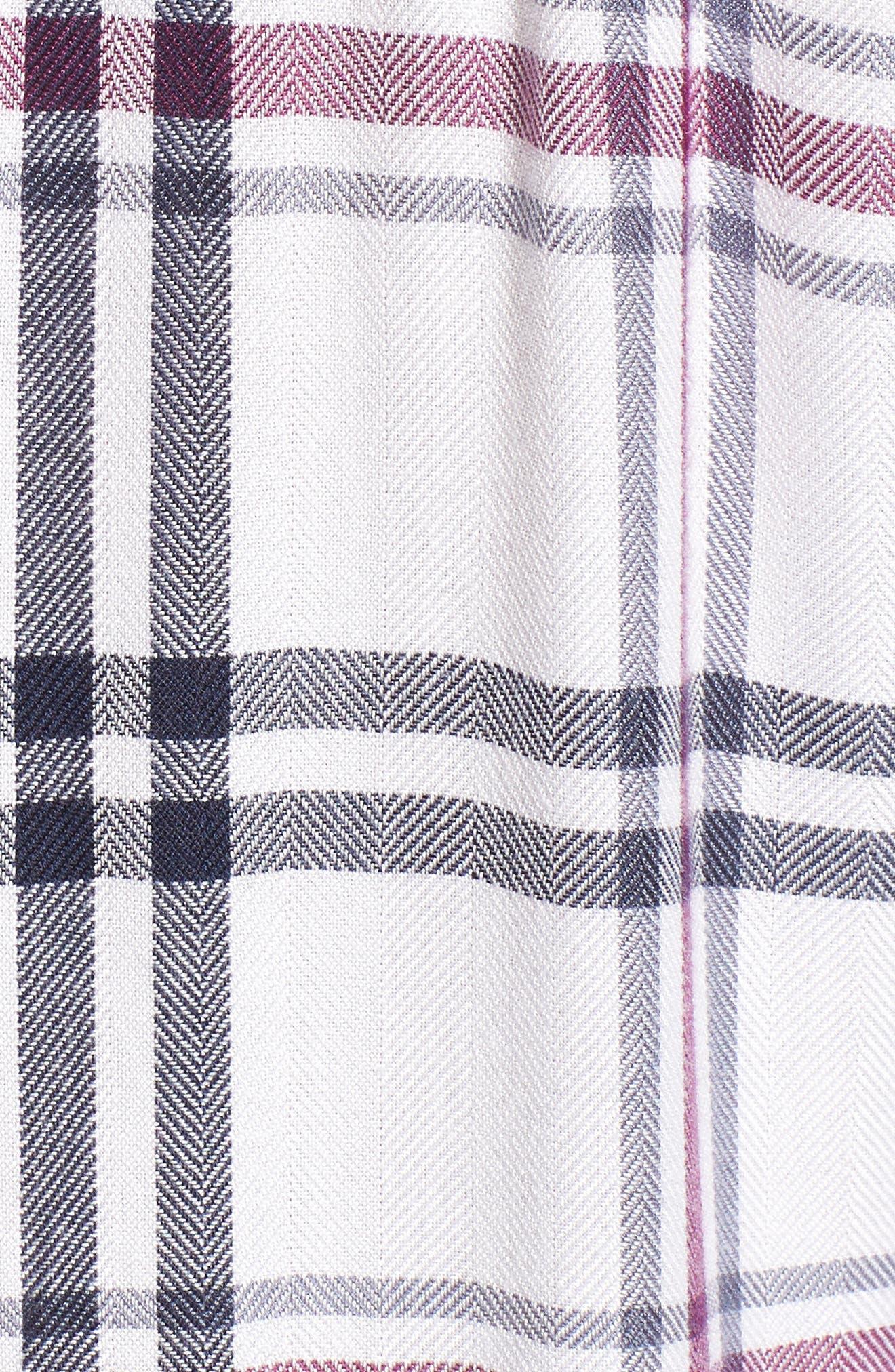 Hunter Plaid Shirt,                             Alternate thumbnail 581, color,