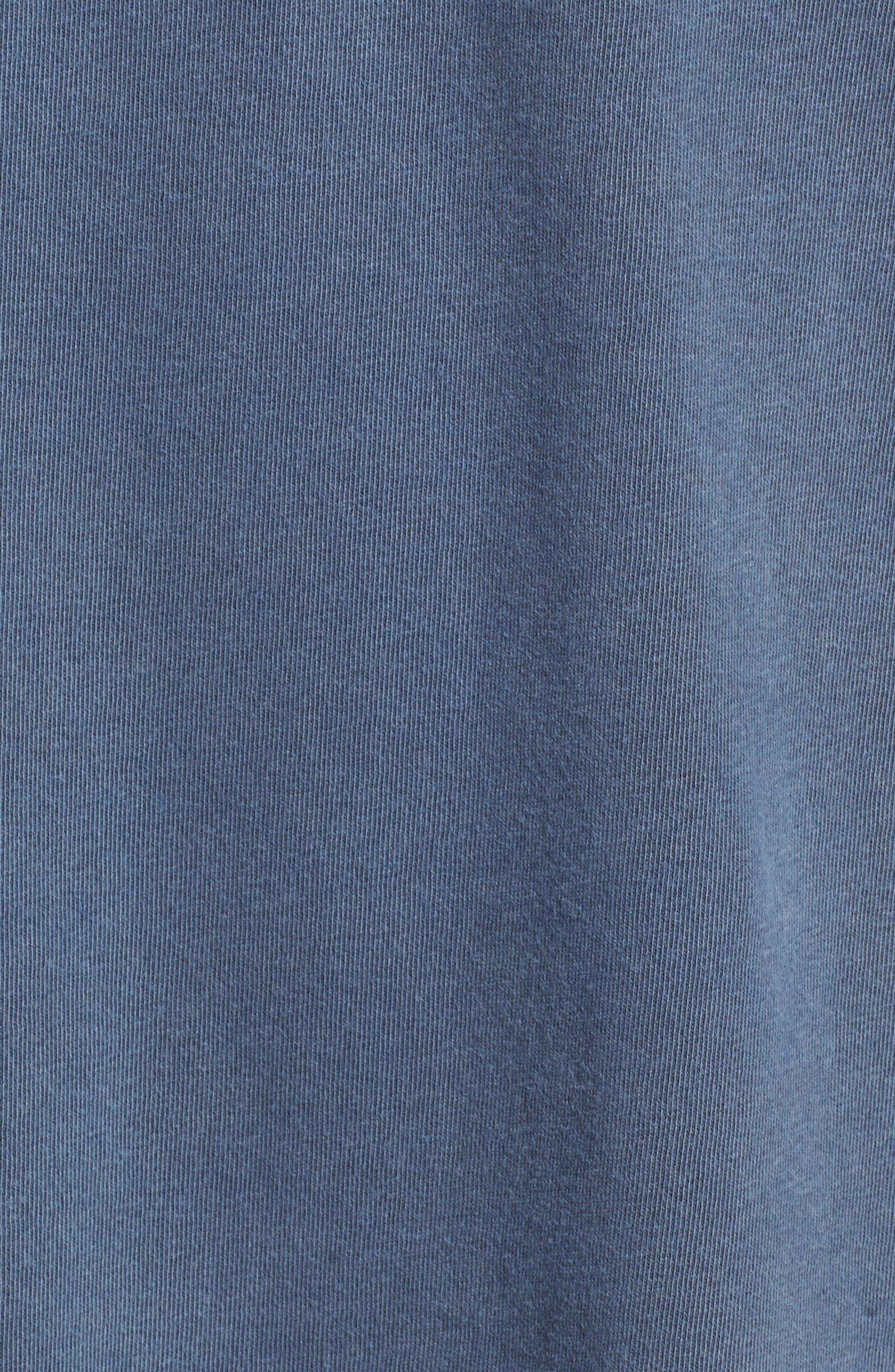 Vintage California Bred Graphic T-Shirt,                             Alternate thumbnail 5, color,                             DRESS BLUES